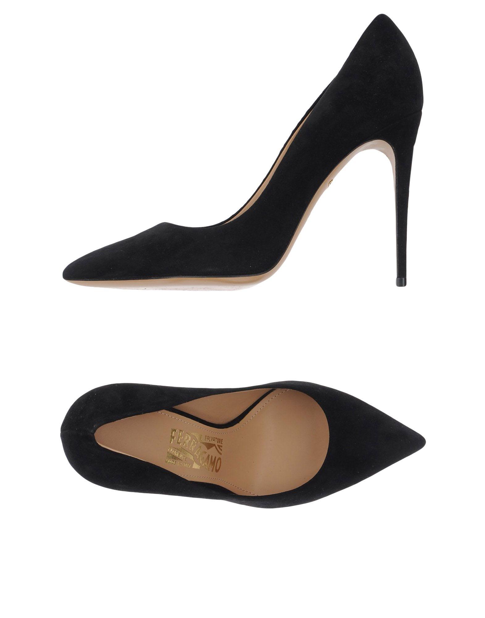 SALVATORE FERRAGAMO Туфли цены онлайн