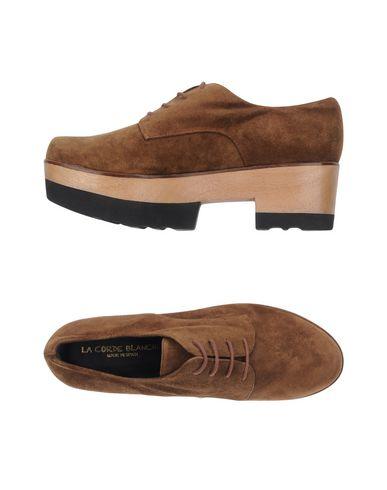 LA CORDE BLANCHE Chaussures à lacets femme