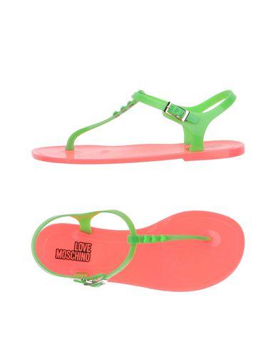 Imagen principal de producto de LOVE MOSCHINO - CALZADO - Sandalias de dedo - Moschino