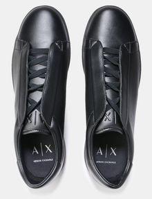 ARMANI EXCHANGE LACED-IN MINIMALIST SNEAKERS Sneakers Herren e