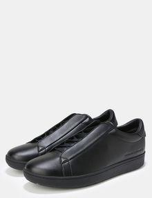 ARMANI EXCHANGE LACED-IN MINIMALIST SNEAKERS Sneakers Herren r