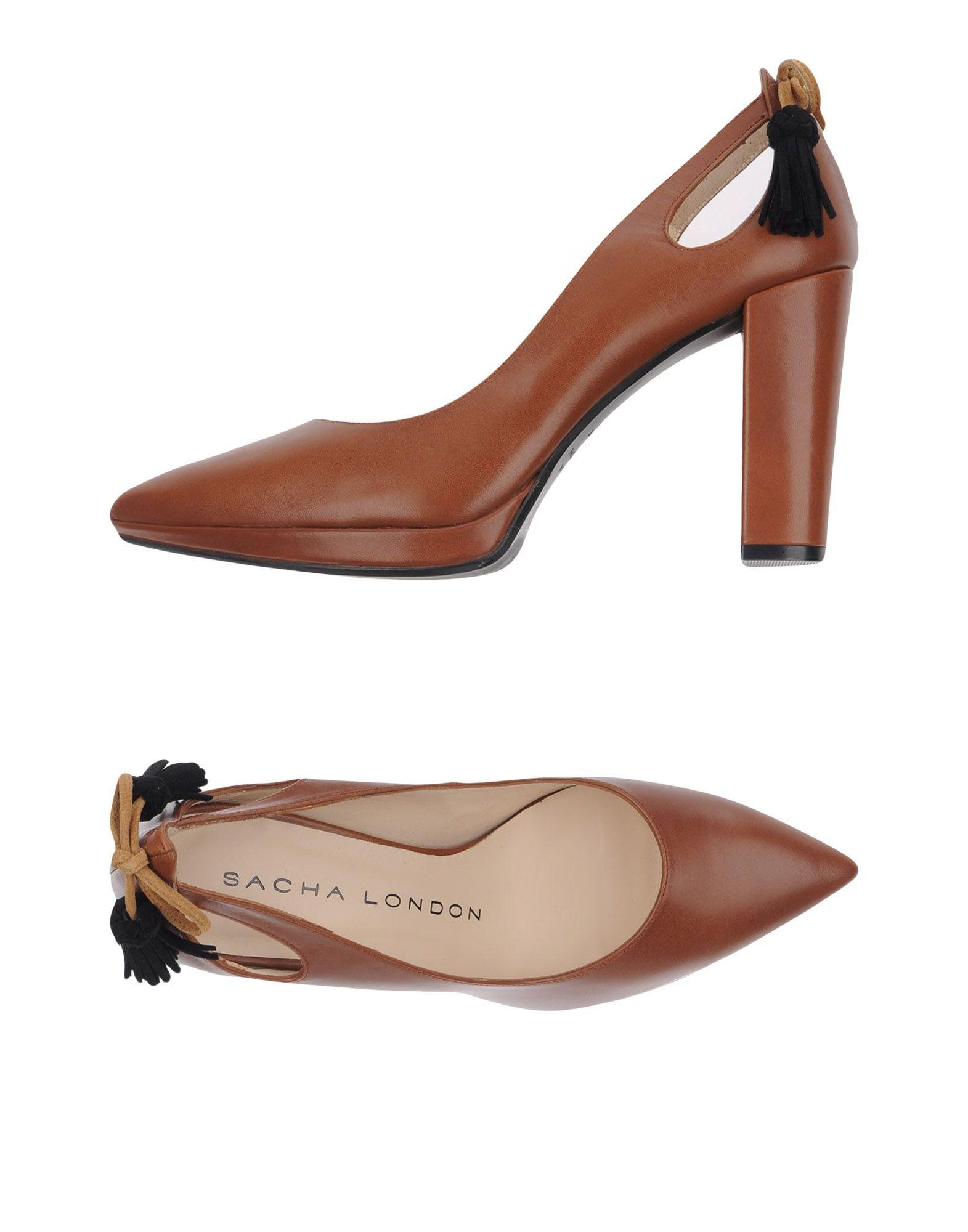 SACHA LONDON Туфли цены онлайн