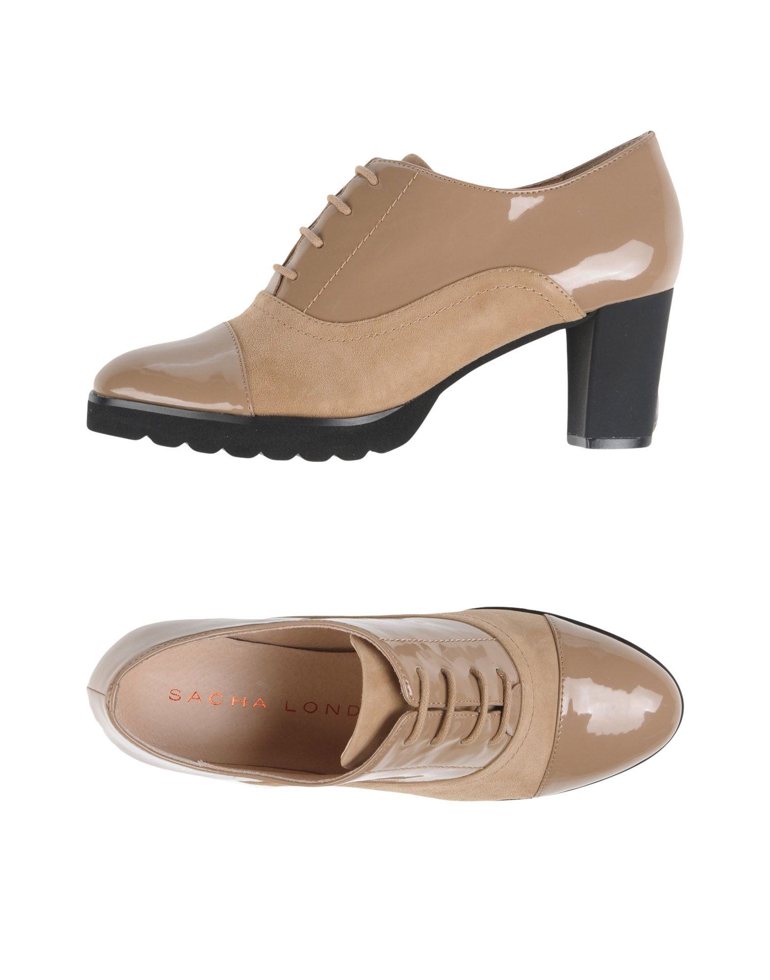 SACHA LONDON Обувь на шнурках цены онлайн