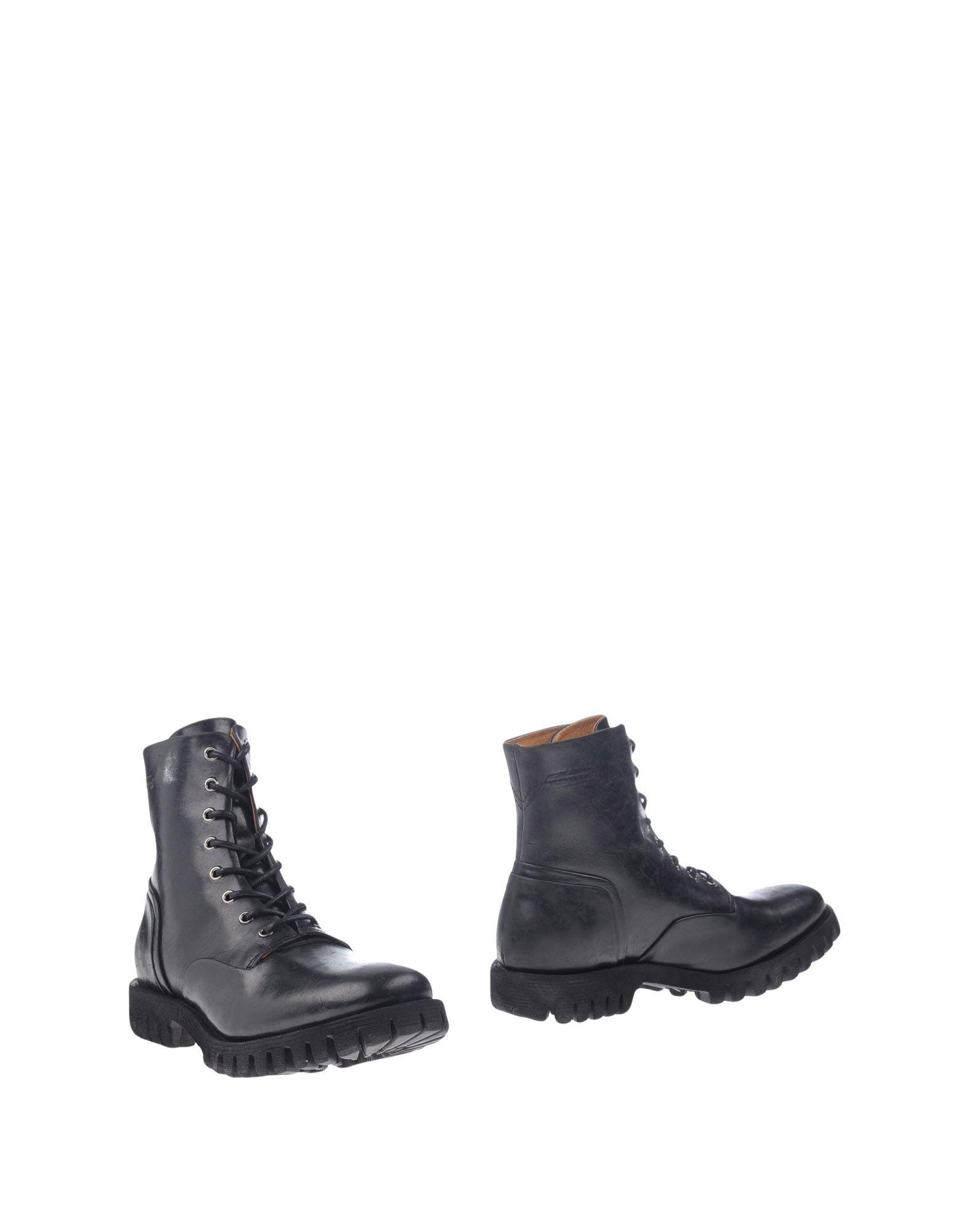 DIESEL Полусапоги и высокие ботинки magazzini del sale полусапоги и высокие ботинки