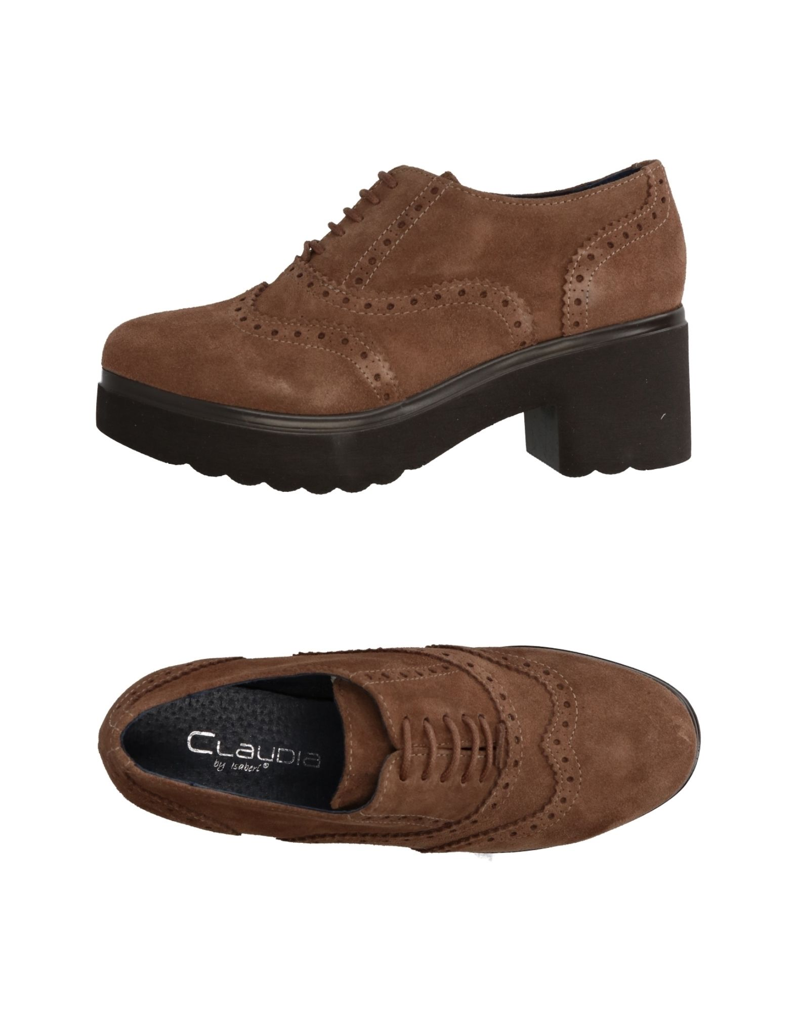 CLAUDIA BY ISABERI Обувь на шнурках
