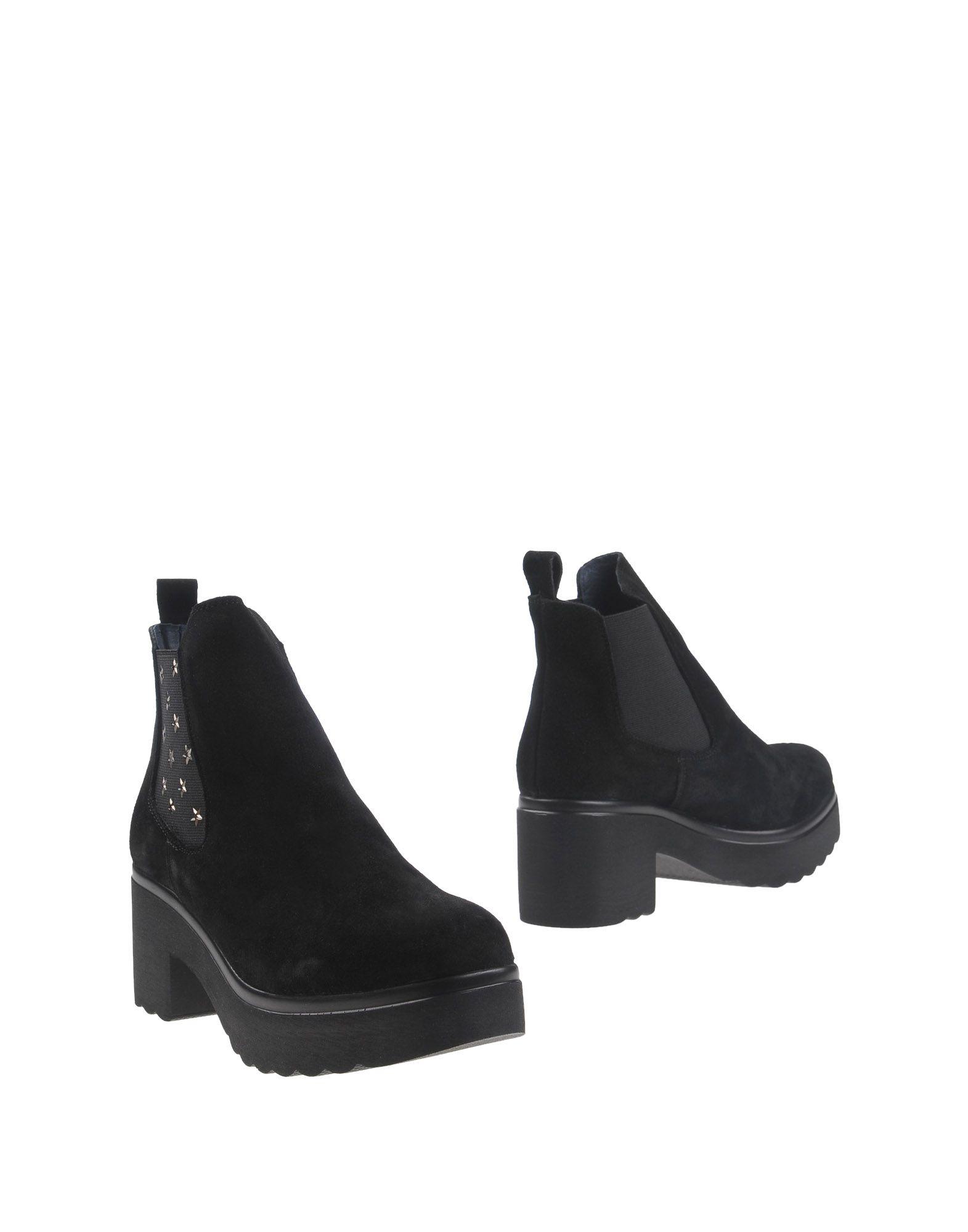 CLAUDIA BY ISABERI Полусапоги и высокие ботинки цены онлайн