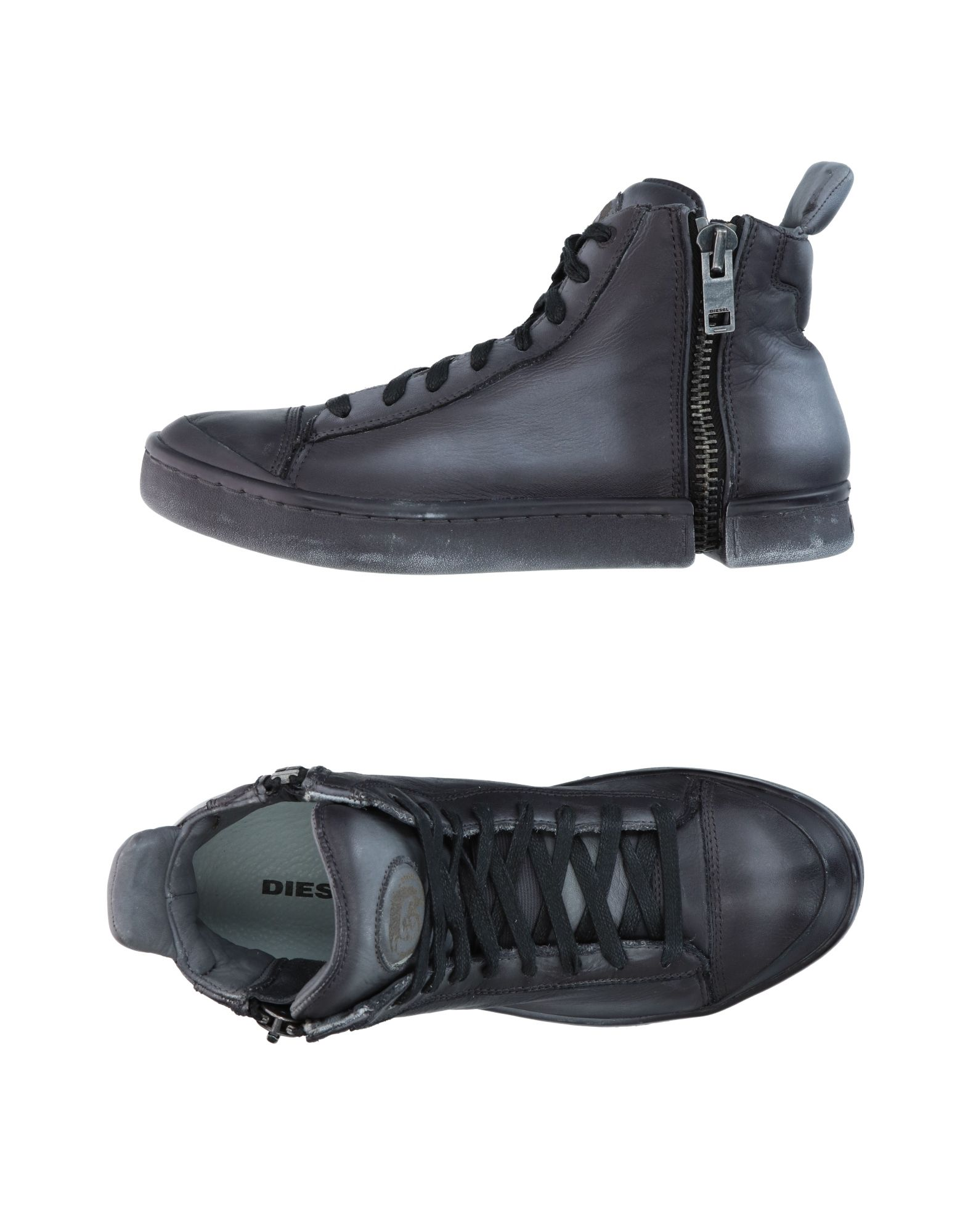 DIESEL Высокие кеды и кроссовки кеды кроссовки высокие dc council mid tx stone camo