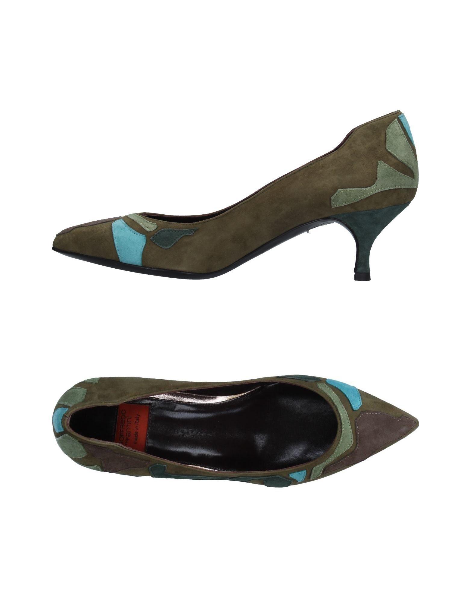 GOFFREDO FANTINI Туфли цены онлайн