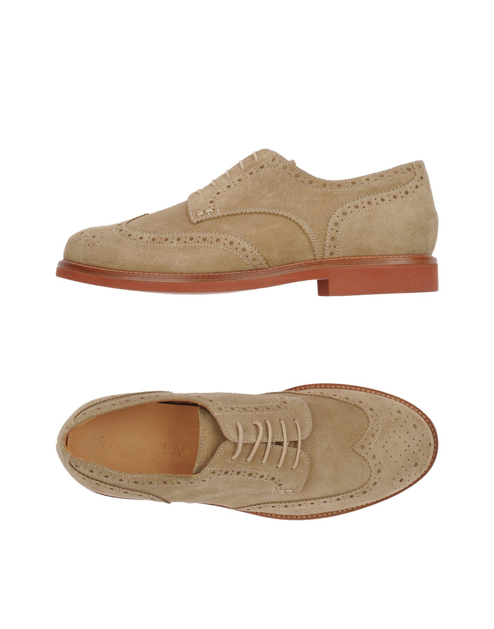 THE WILLA Обувь на шнурках цены онлайн