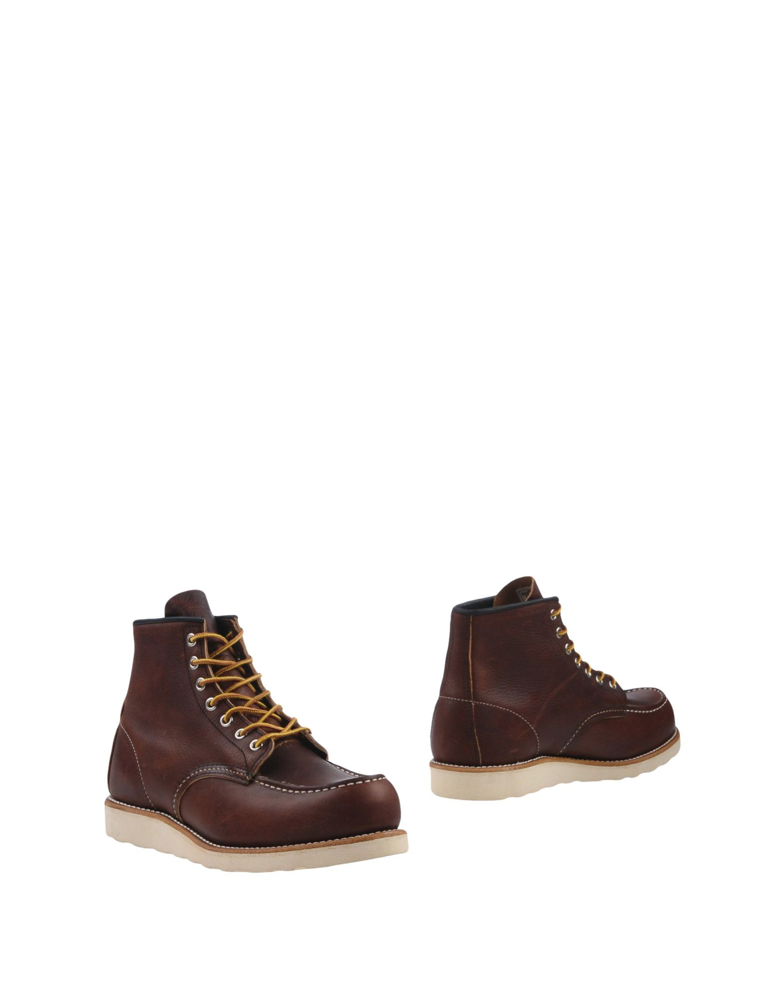 FOOTWEAR - Ankle boots on YOOX.COM Red Wing Shoes ChZwbVpW