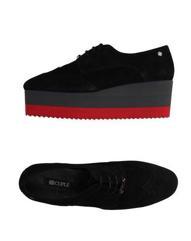 CUPLÉ Chaussures à lacets femme