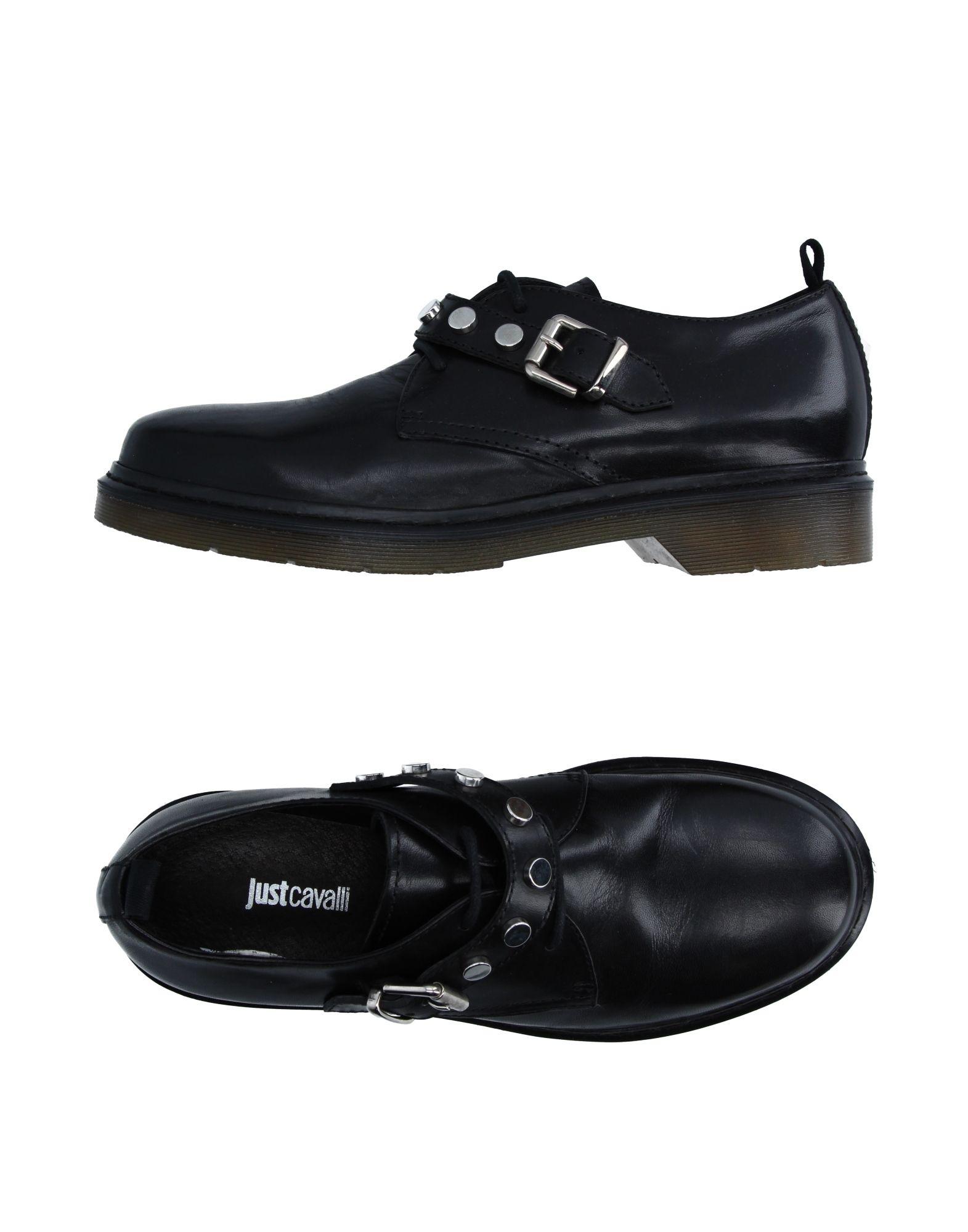 где купить  JUST CAVALLI Обувь на шнурках  по лучшей цене