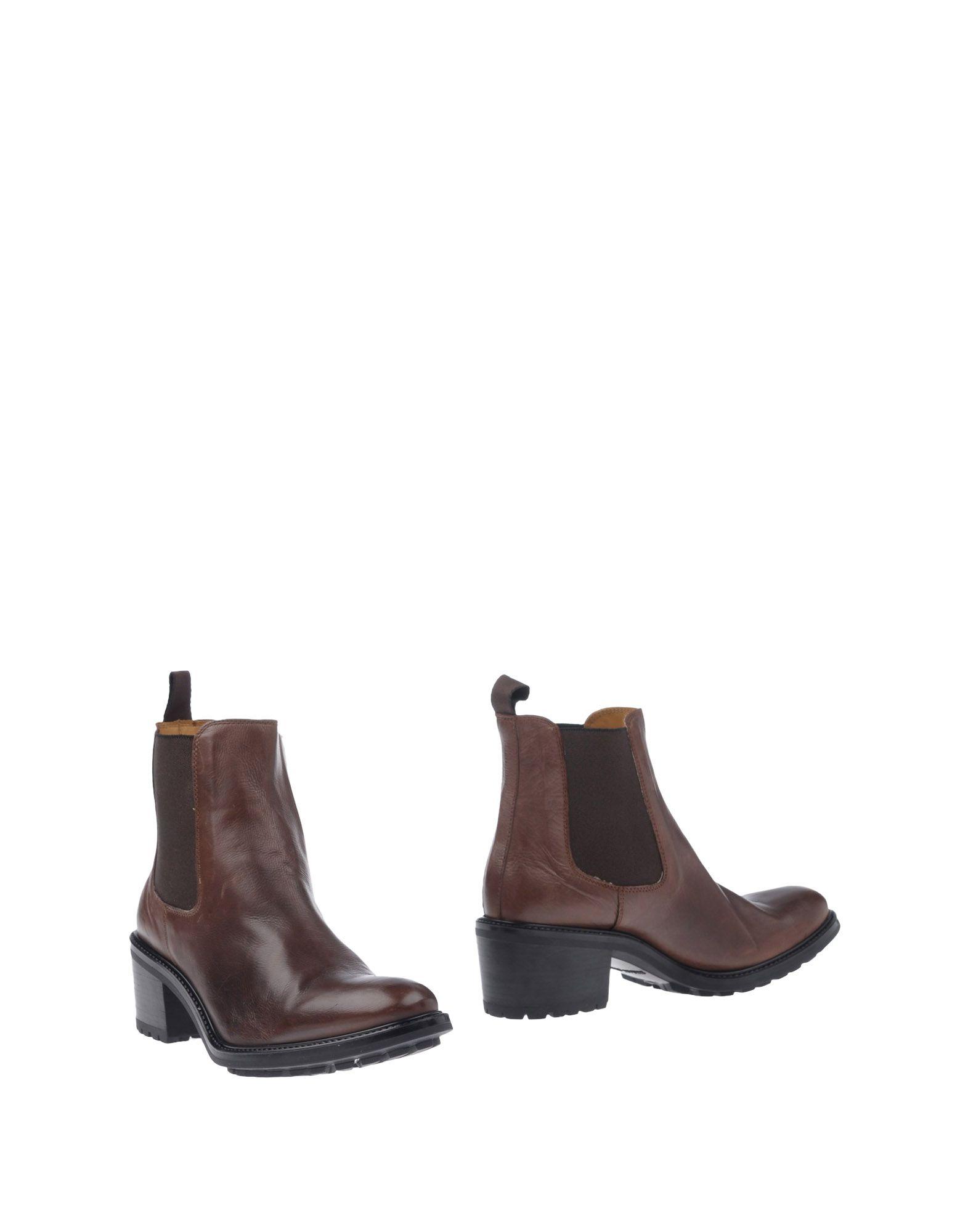 BRIAN CRESS Полусапоги и высокие ботинки brian cress мокасины