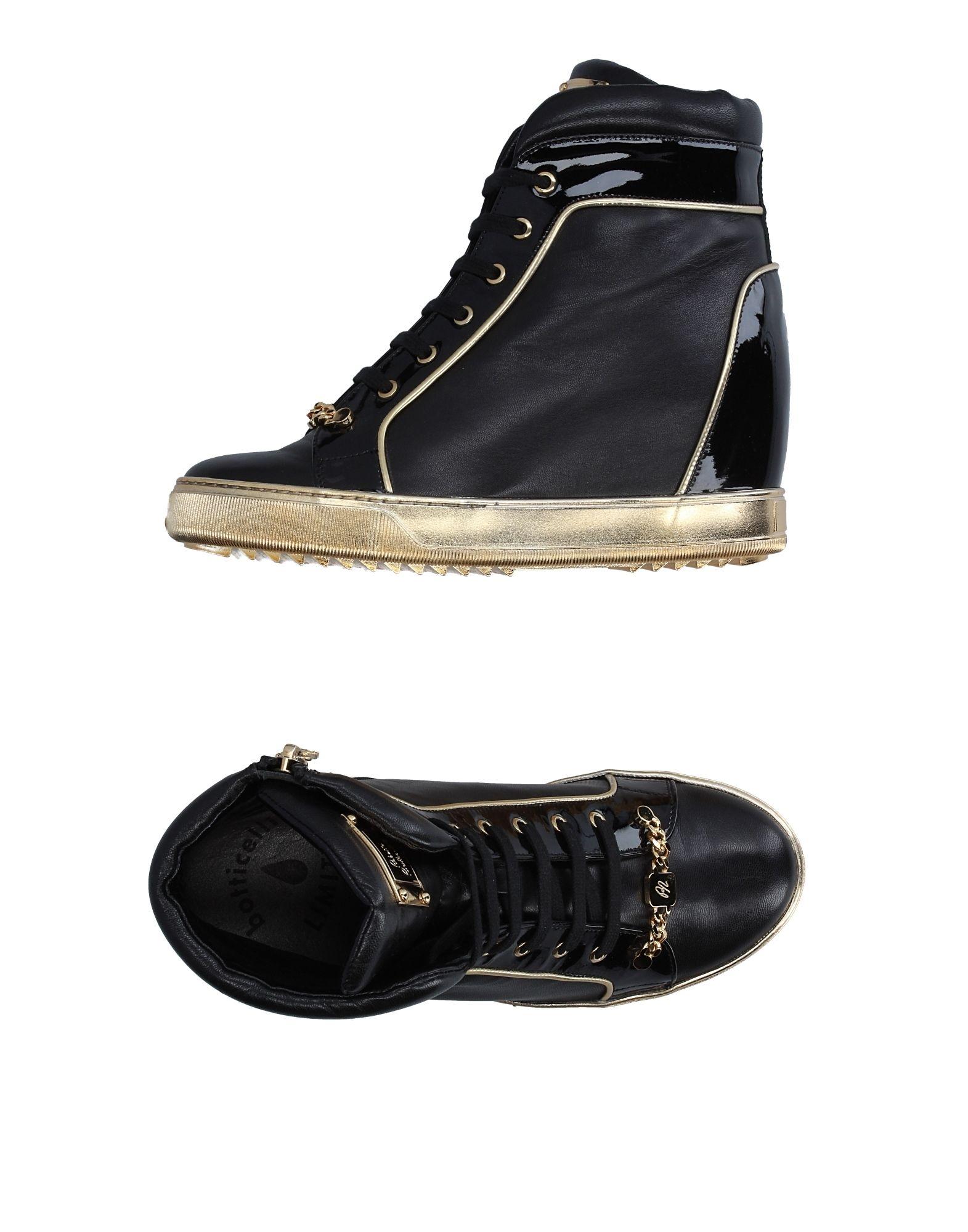 BOTTICELLI LIMITED Высокие кеды и кроссовки botticelli низкие кеды и кроссовки