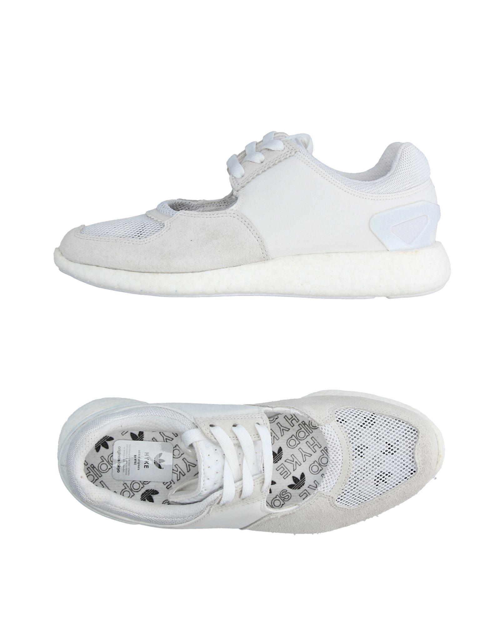 цена на ADIDAS ORIGINALS x HYKE Низкие кеды и кроссовки