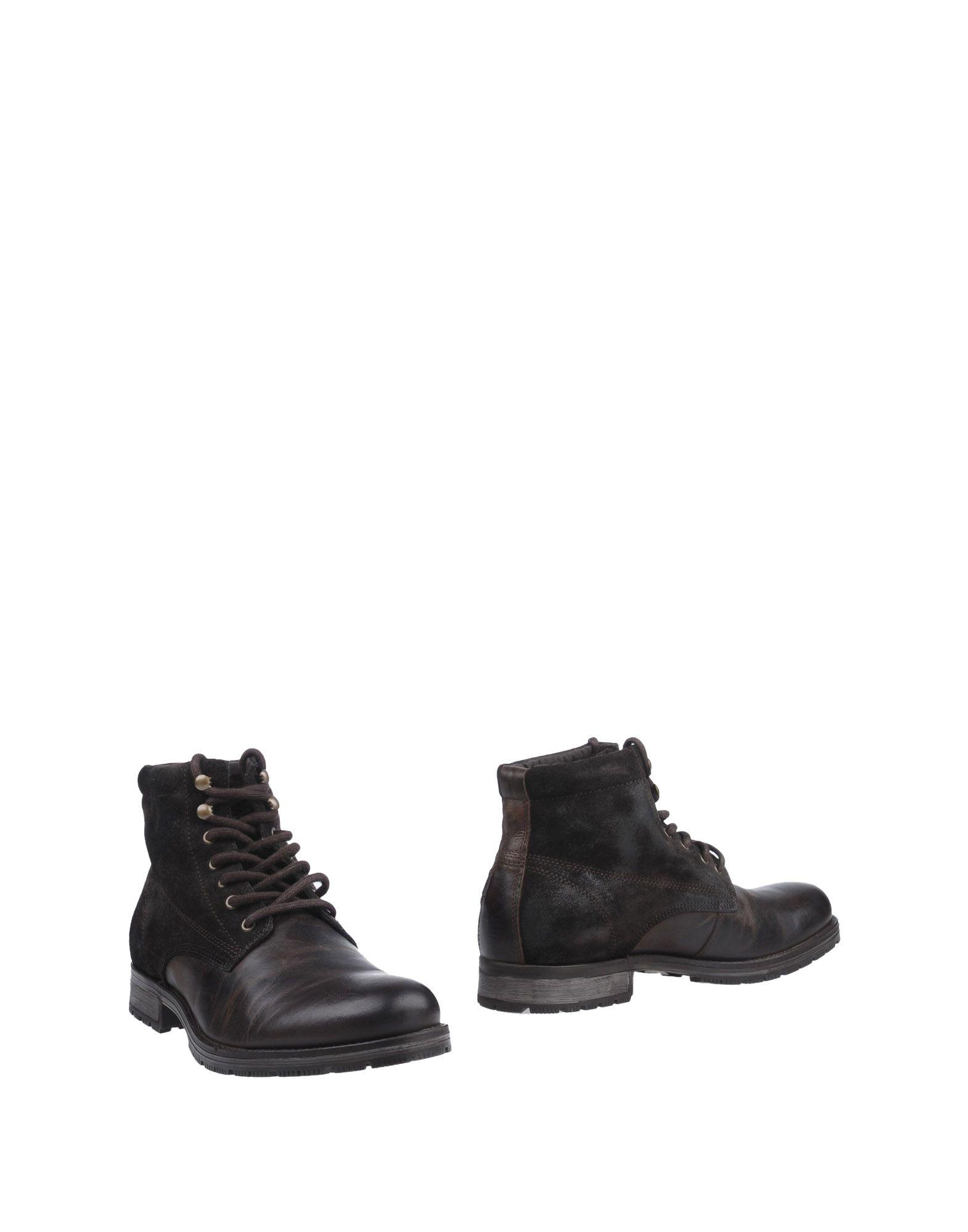 JACK & JONES Полусапоги и высокие ботинки