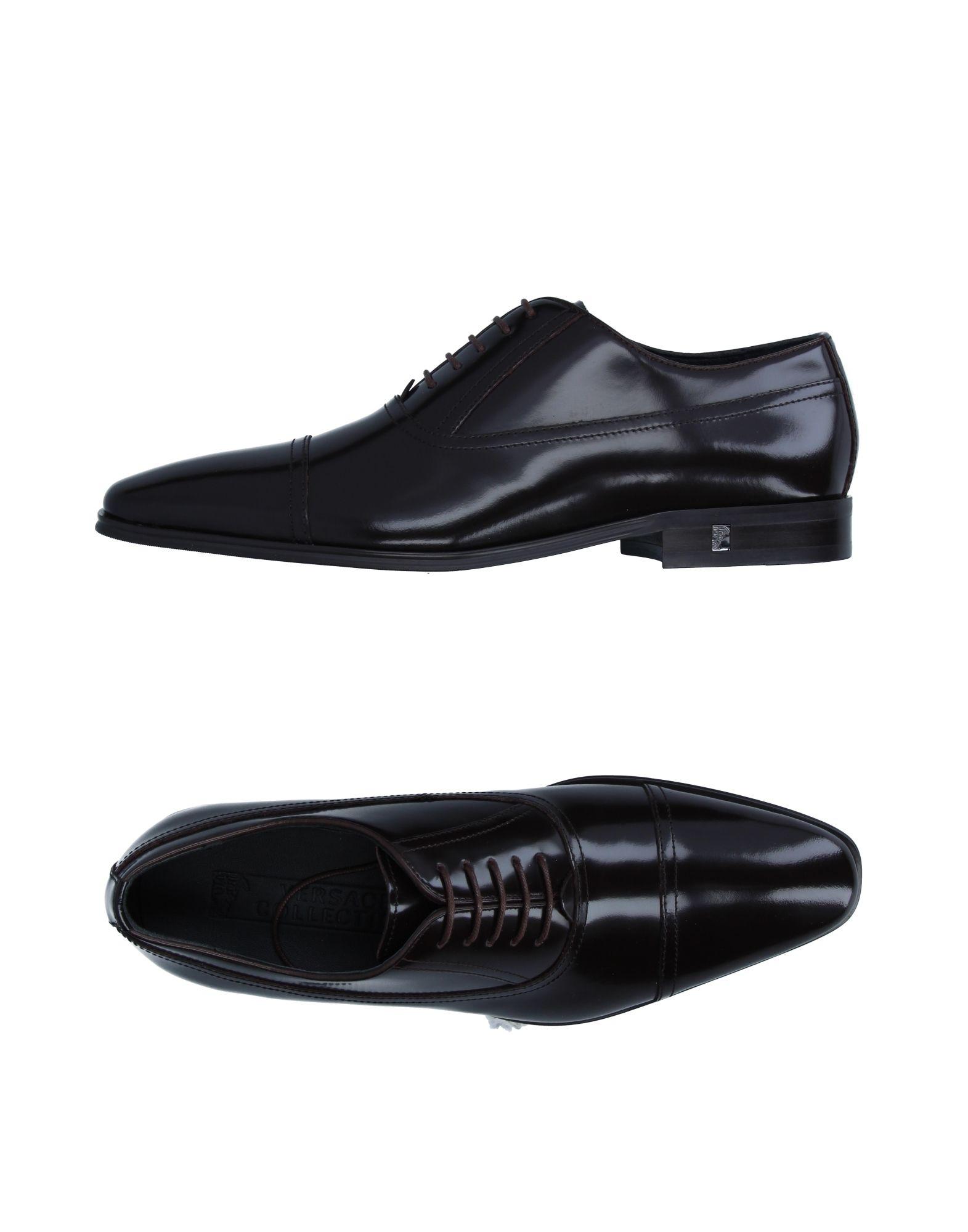 где купить VERSACE COLLECTION Обувь на шнурках по лучшей цене