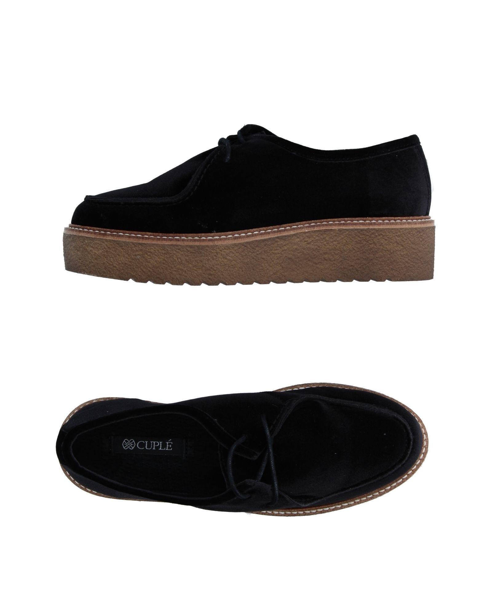 CUPLÉ Обувь на шнурках цены онлайн