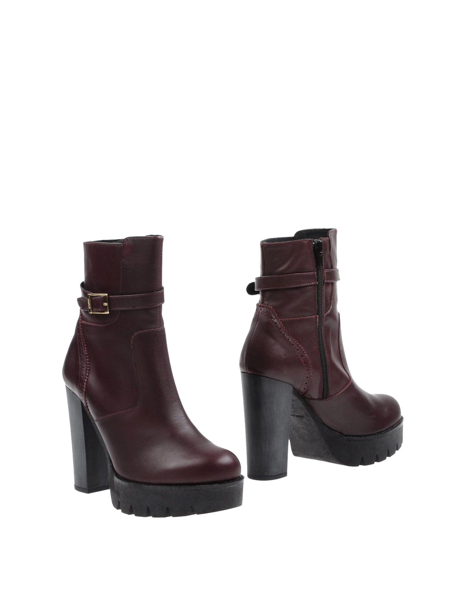CUPLÉ Полусапоги и высокие ботинки цены онлайн