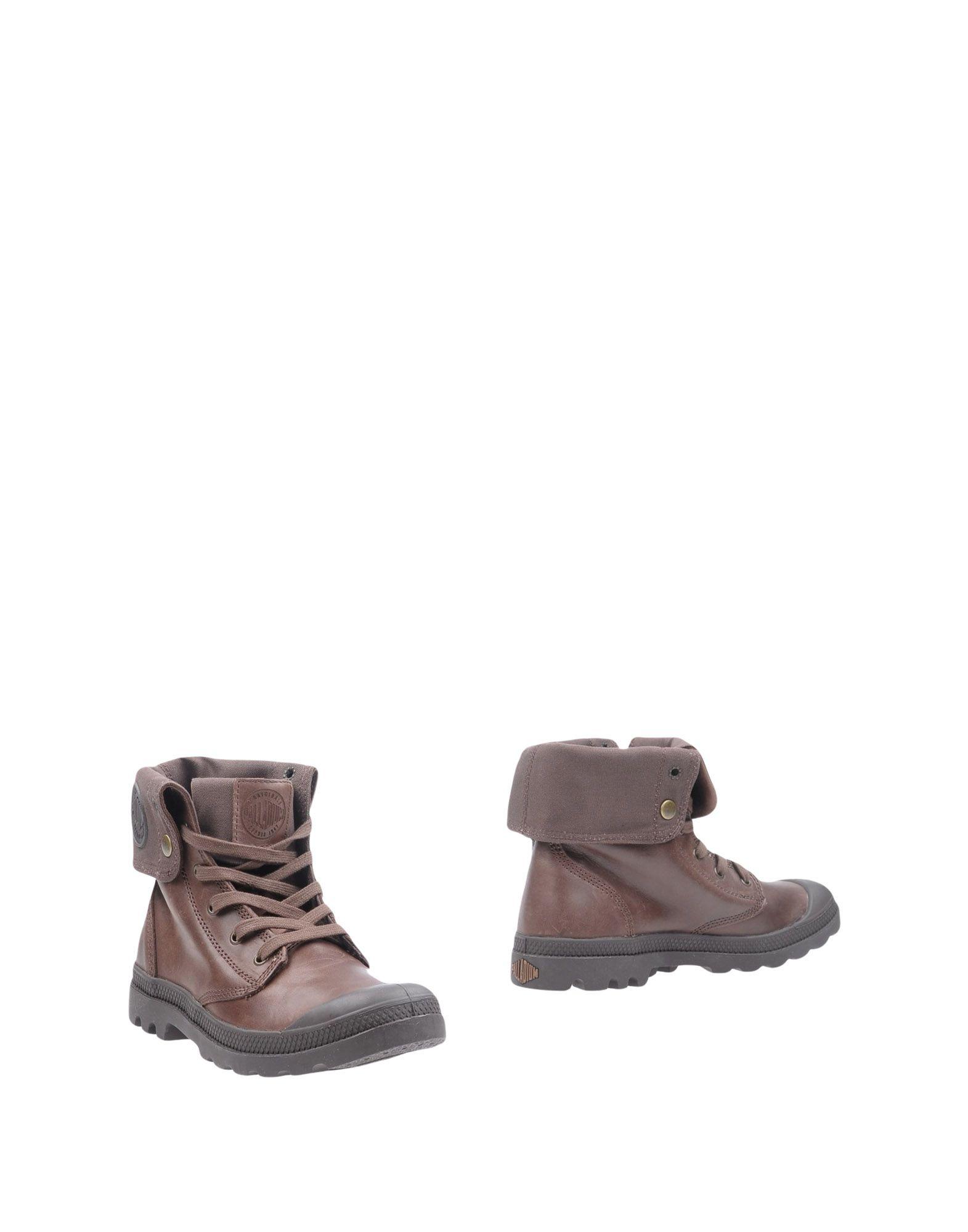 PALLADIUM Полусапоги и высокие ботинки ботинки зимние женские palladium baggy leather blush vapor