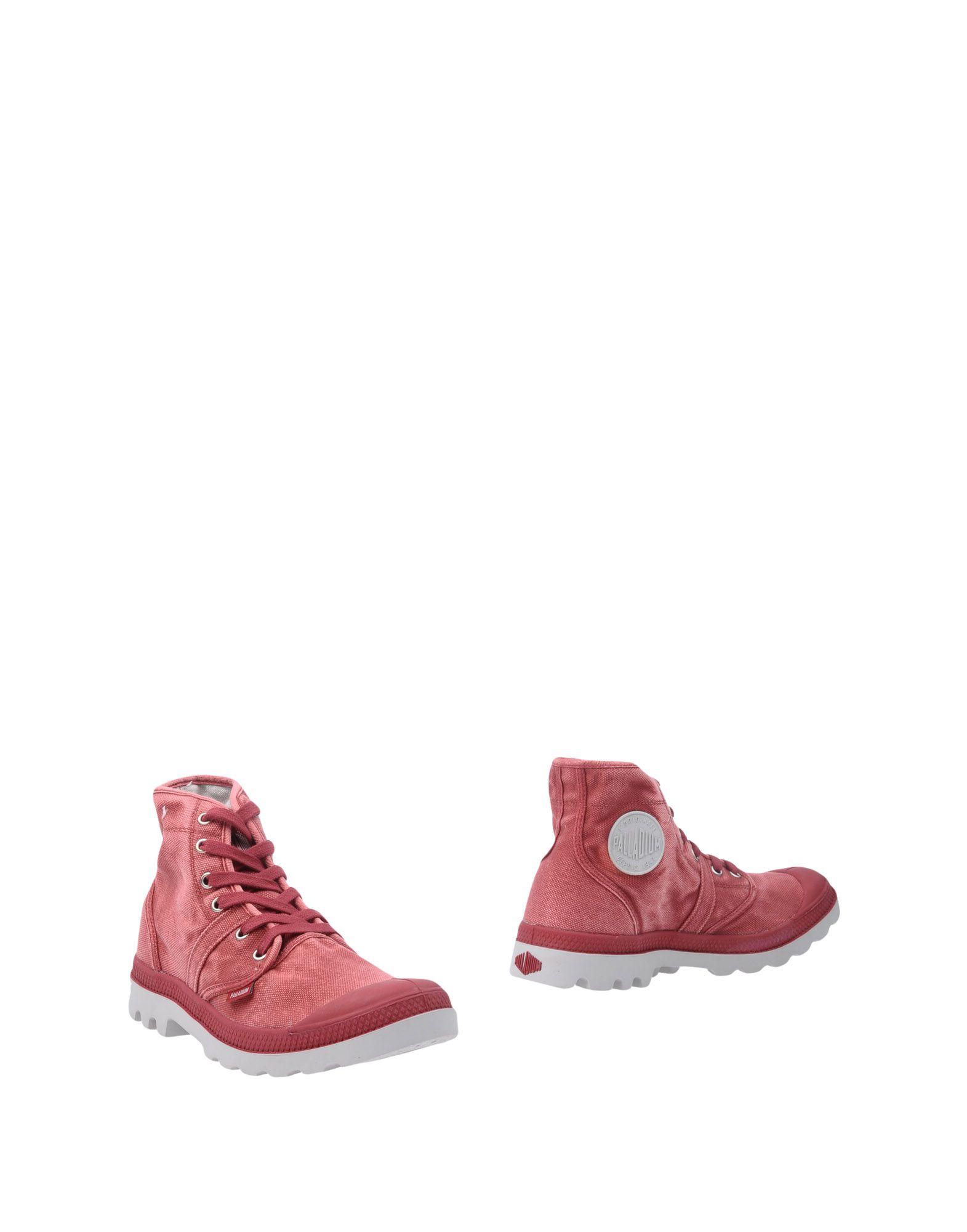 PALLADIUM Полусапоги и высокие ботинки tod s полусапоги и высокие ботинки