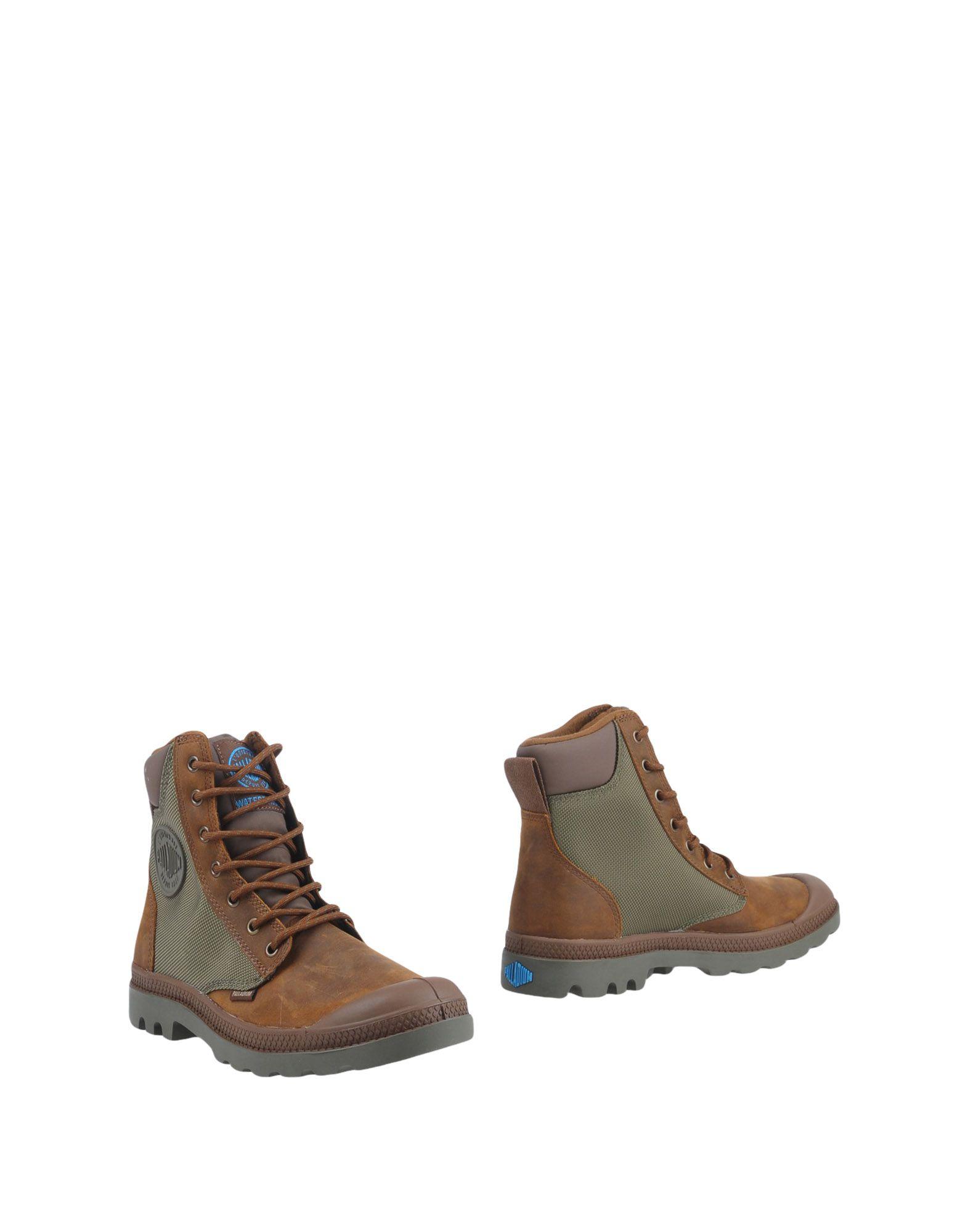 PALLADIUM Полусапоги и высокие ботинки palladium palladium pa307amhyu49