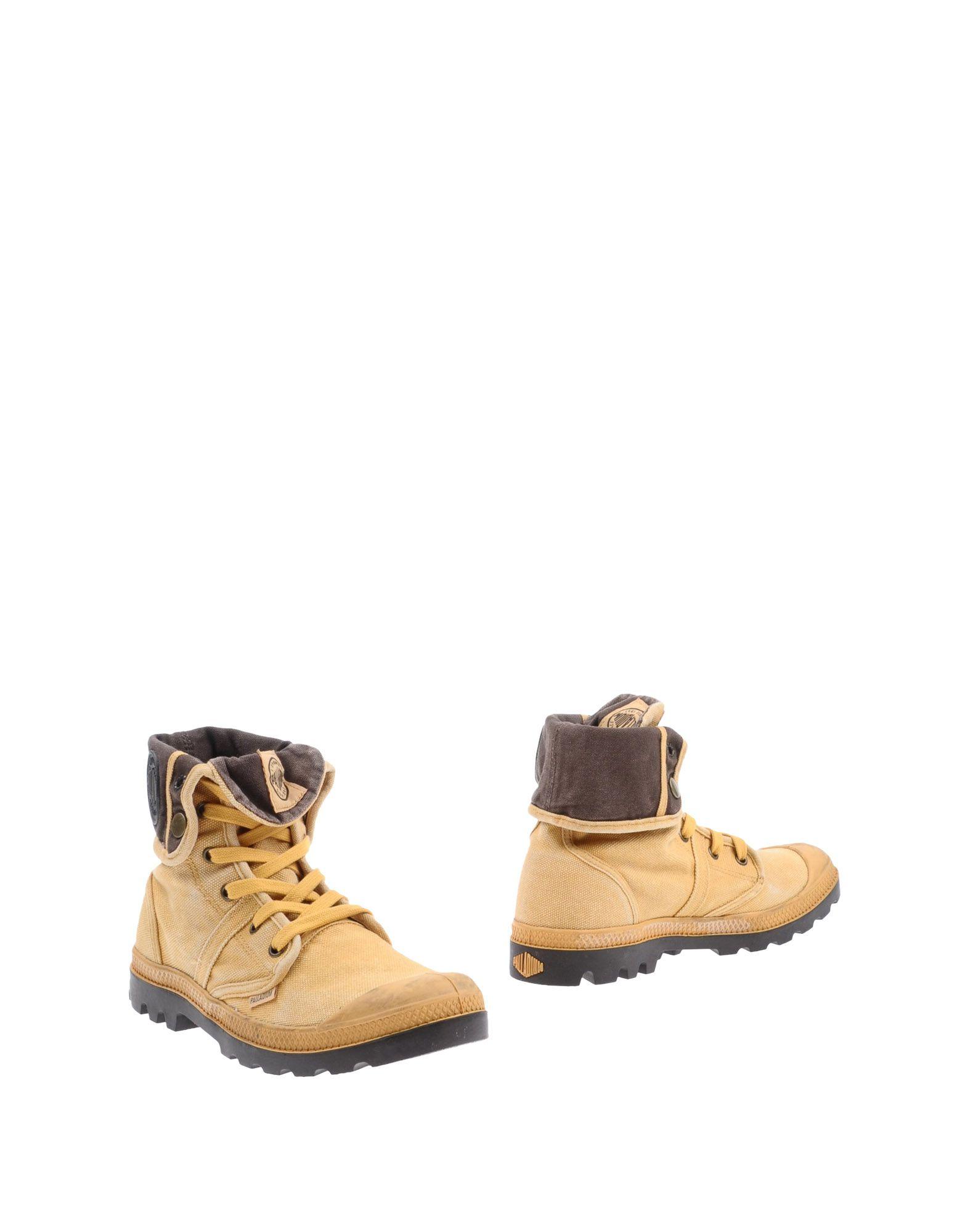 PALLADIUM Полусапоги и высокие ботинки george j love полусапоги и высокие ботинки