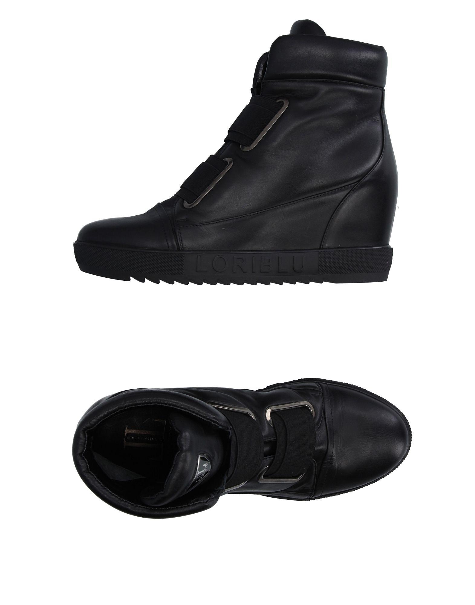 LORIBLU Высокие кеды и кроссовки