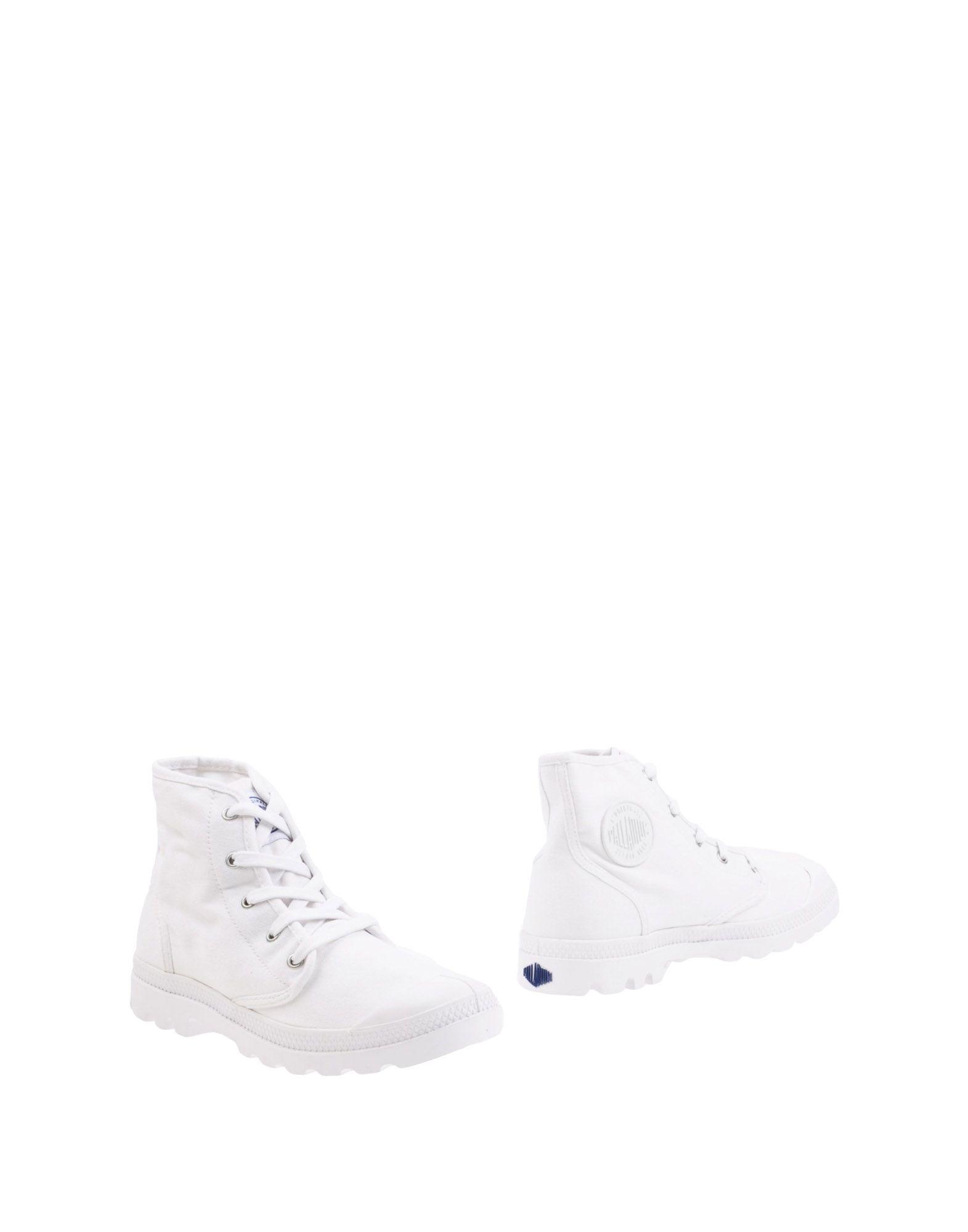 PALLADIUM Полусапоги и высокие ботинки цены онлайн