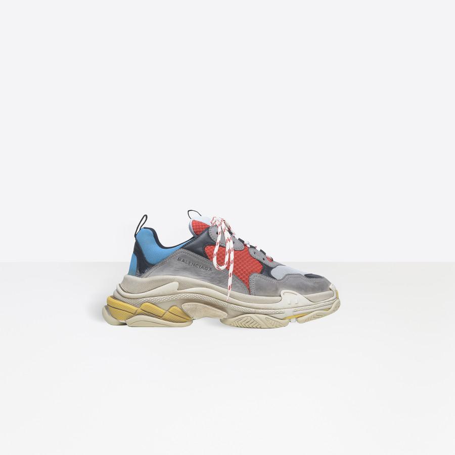 BALENCIAGA Zapatillas Triple S Triple S Shoes Mujer f