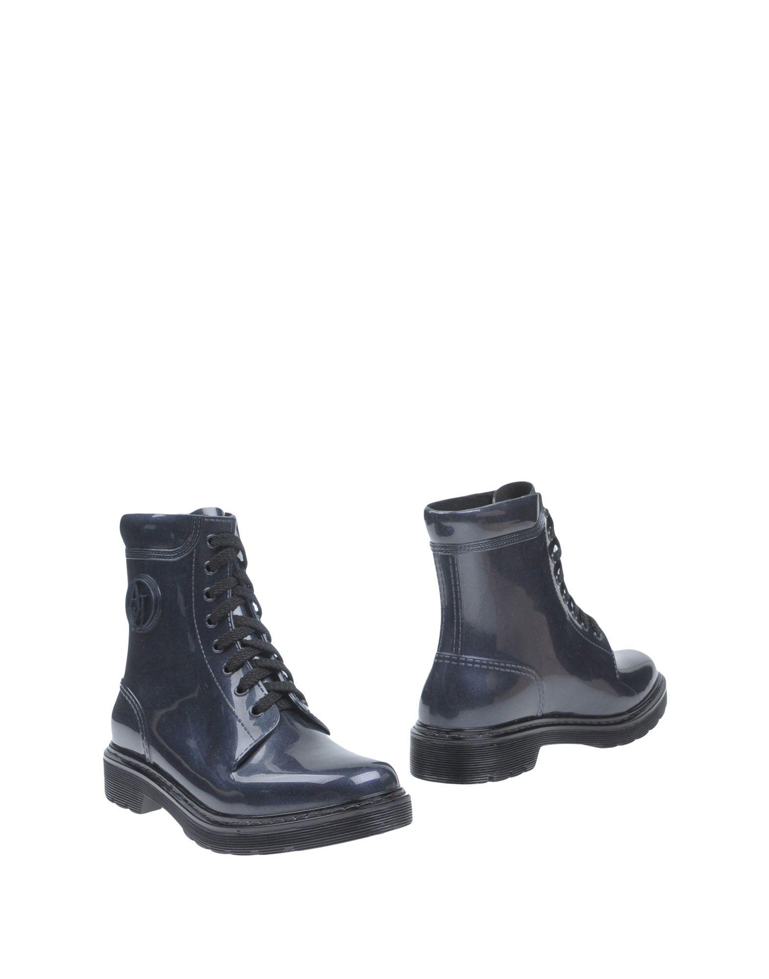 ARMANI JEANS Полусапоги и высокие ботинки
