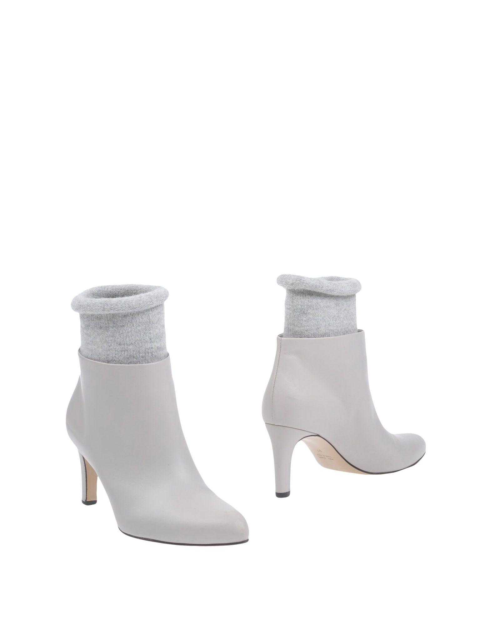 ANTONIO BARBATO Полусапоги и высокие ботинки