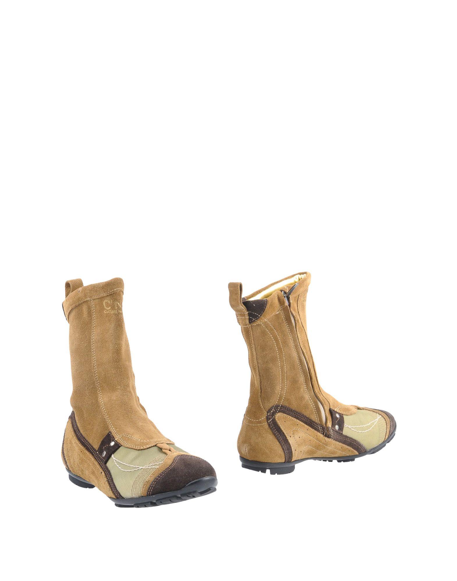 купить C'N'C' COSTUME NATIONAL Полусапоги и высокие ботинки дешево