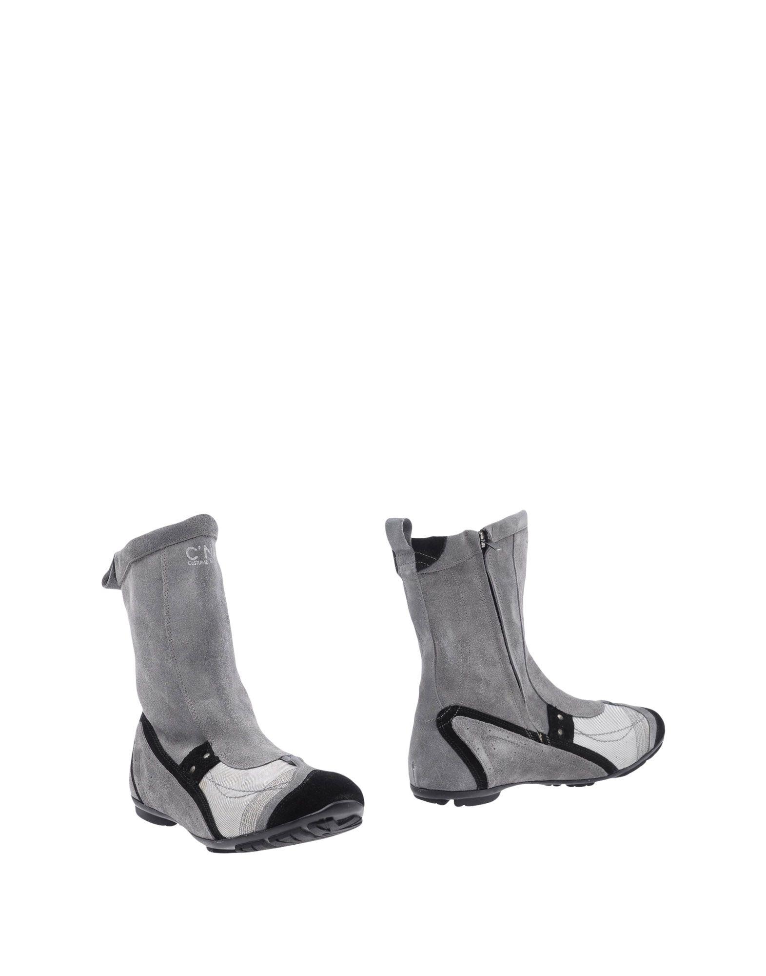 C'N'C' COSTUME NATIONAL Полусапоги и высокие ботинки цены онлайн