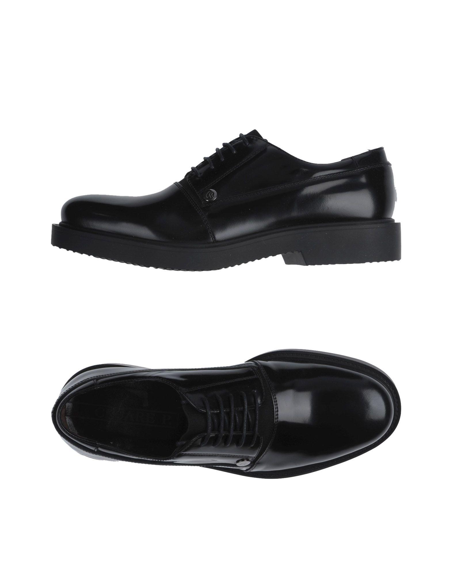 CESARE P. Обувь на шнурках цены онлайн
