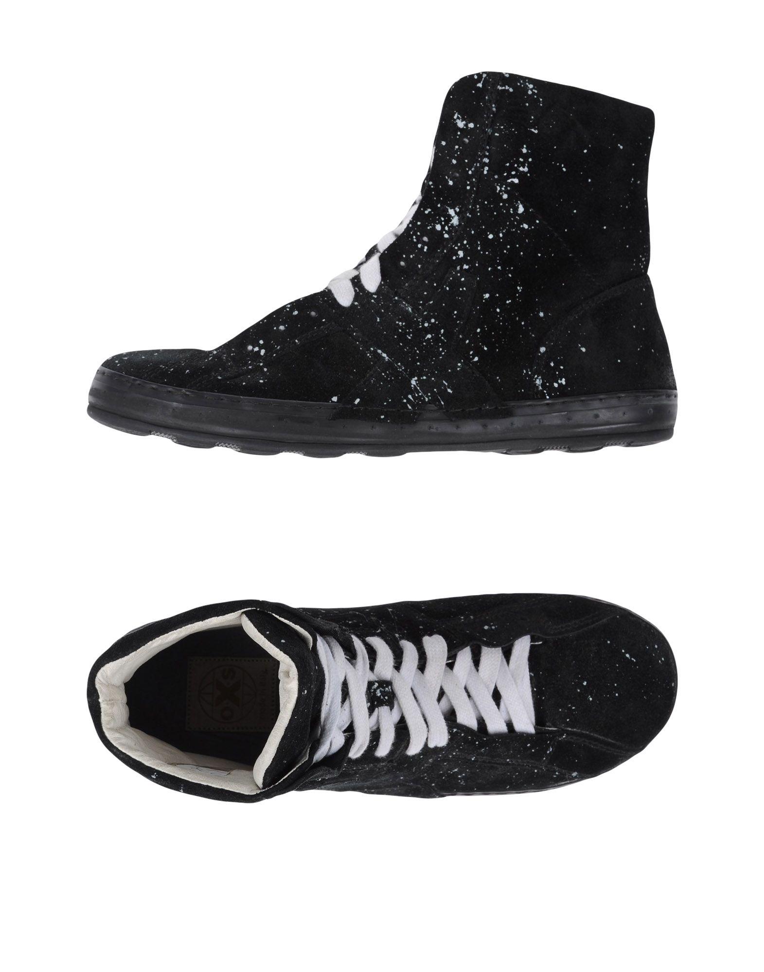 O.X.S. Высокие кеды и кроссовки pierre hardy высокие кеды и кроссовки