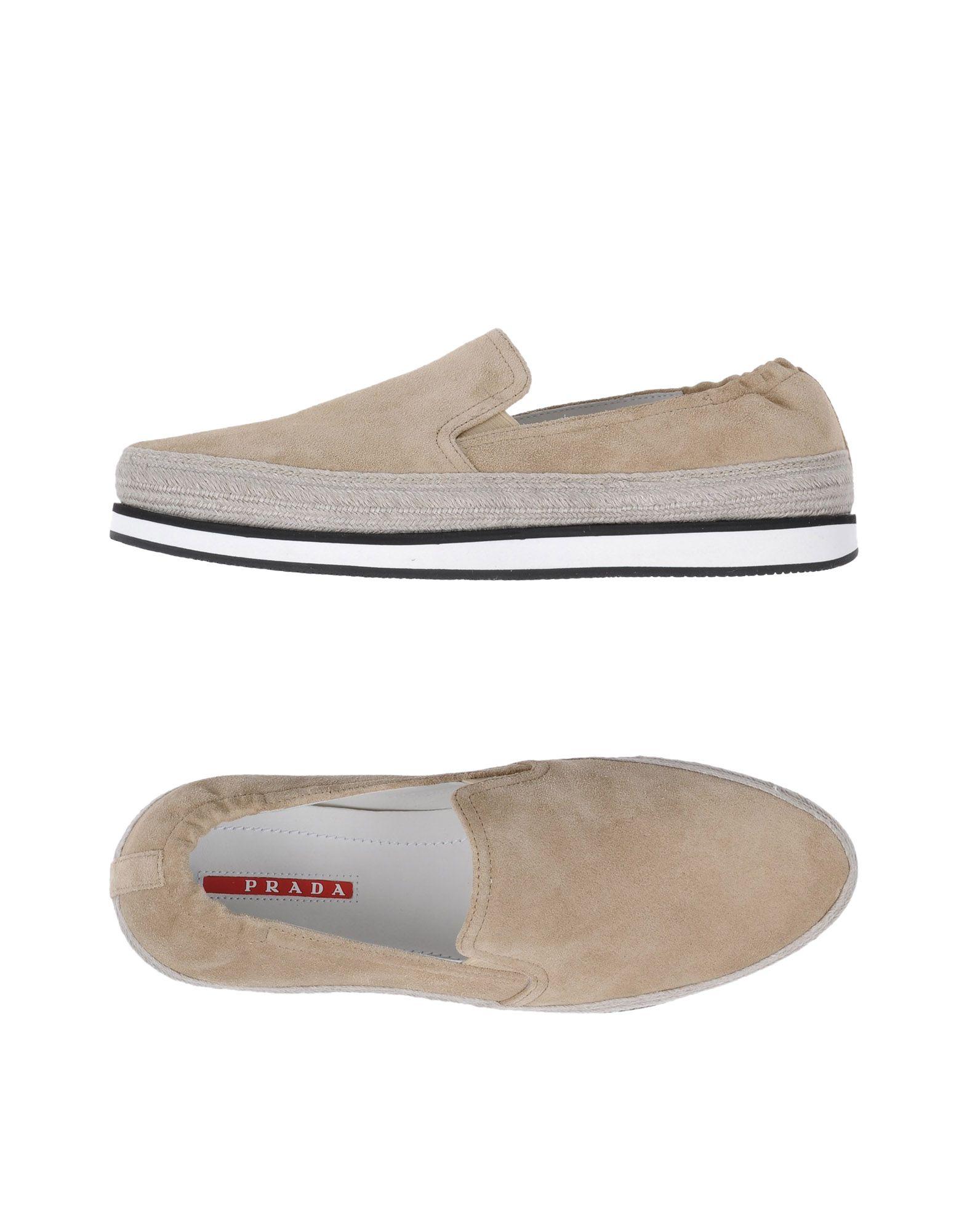 PRADA LINEA ROSSA Low-tops & sneakers - Item 11314572