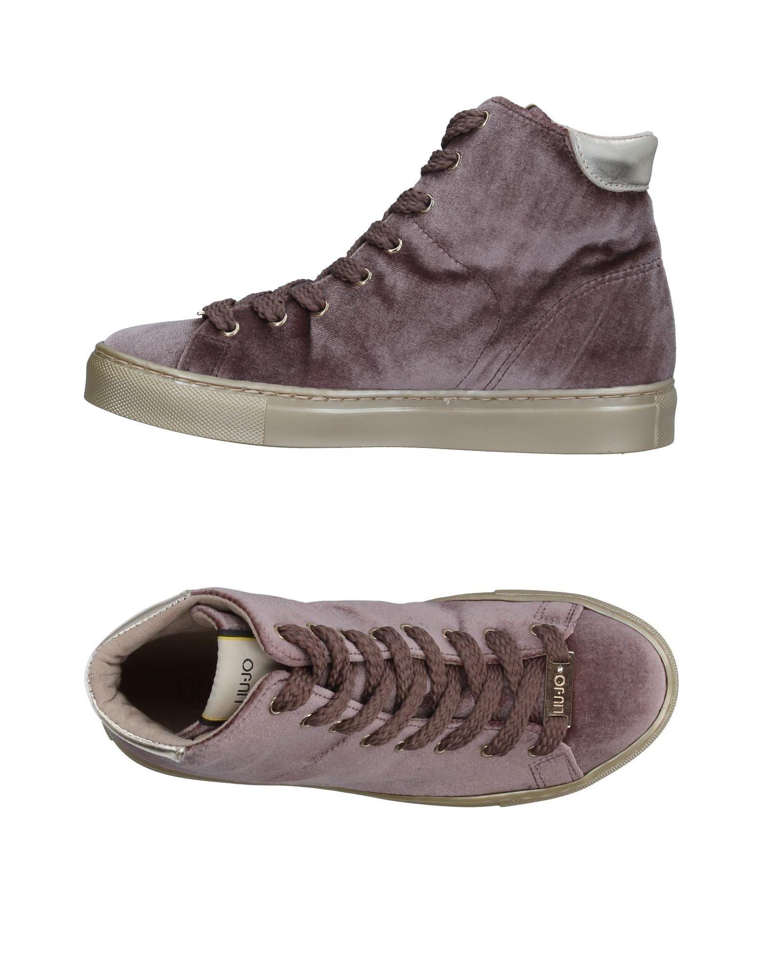 LIU •JO SHOES Высокие кеды и кроссовки