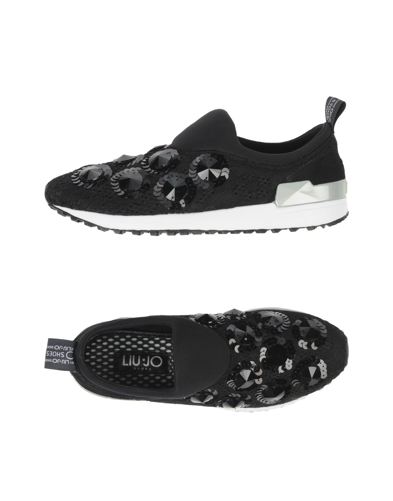 LIU •JO SHOES Низкие кеды и кроссовки liu •jo shoes низкие кеды и кроссовки
