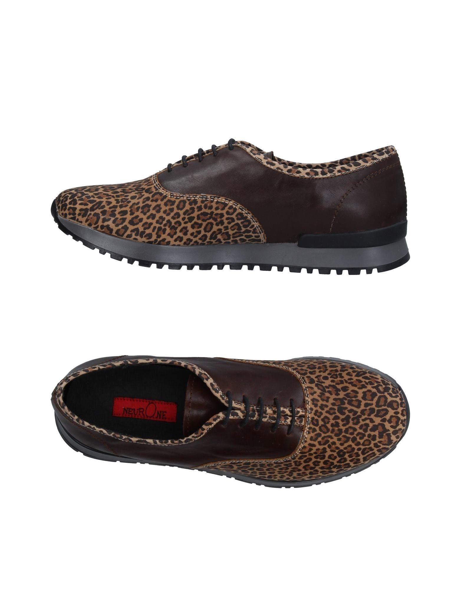 NEURONE Обувь на шнурках цены онлайн