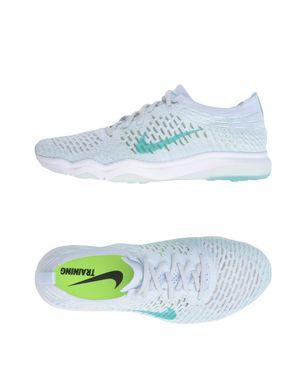NIKE Damen Low Sneakers & Tennisschuhe Farbe Himmelblau Größe 9 Sale Angebote Pappenheim