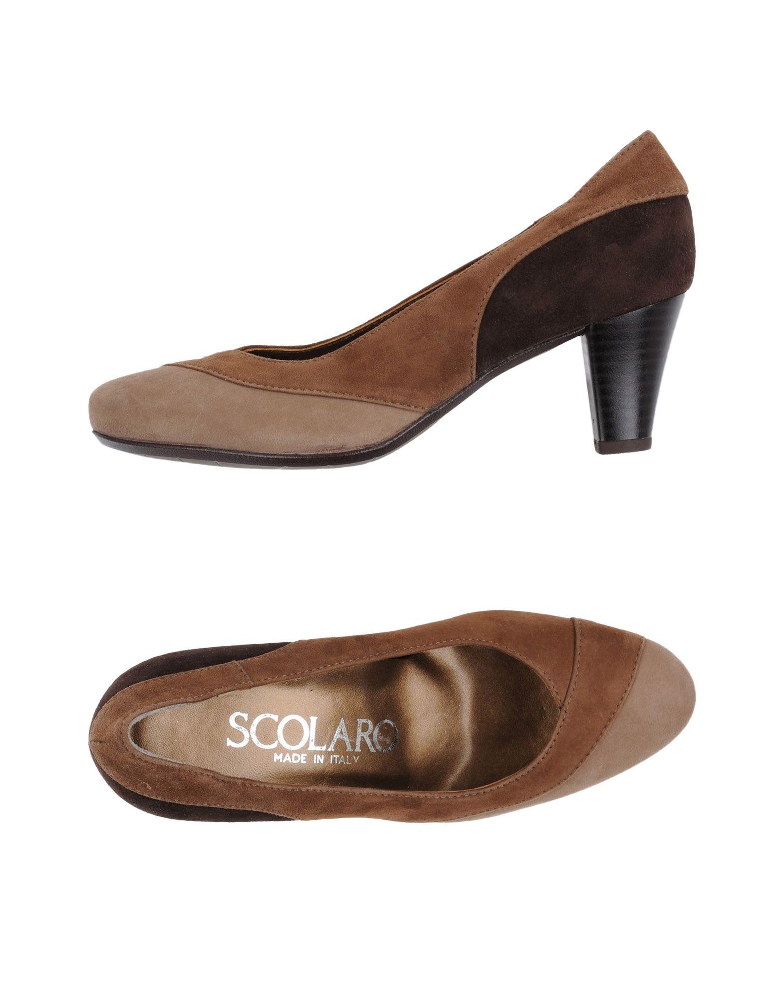 SCOLARO Туфли цены онлайн