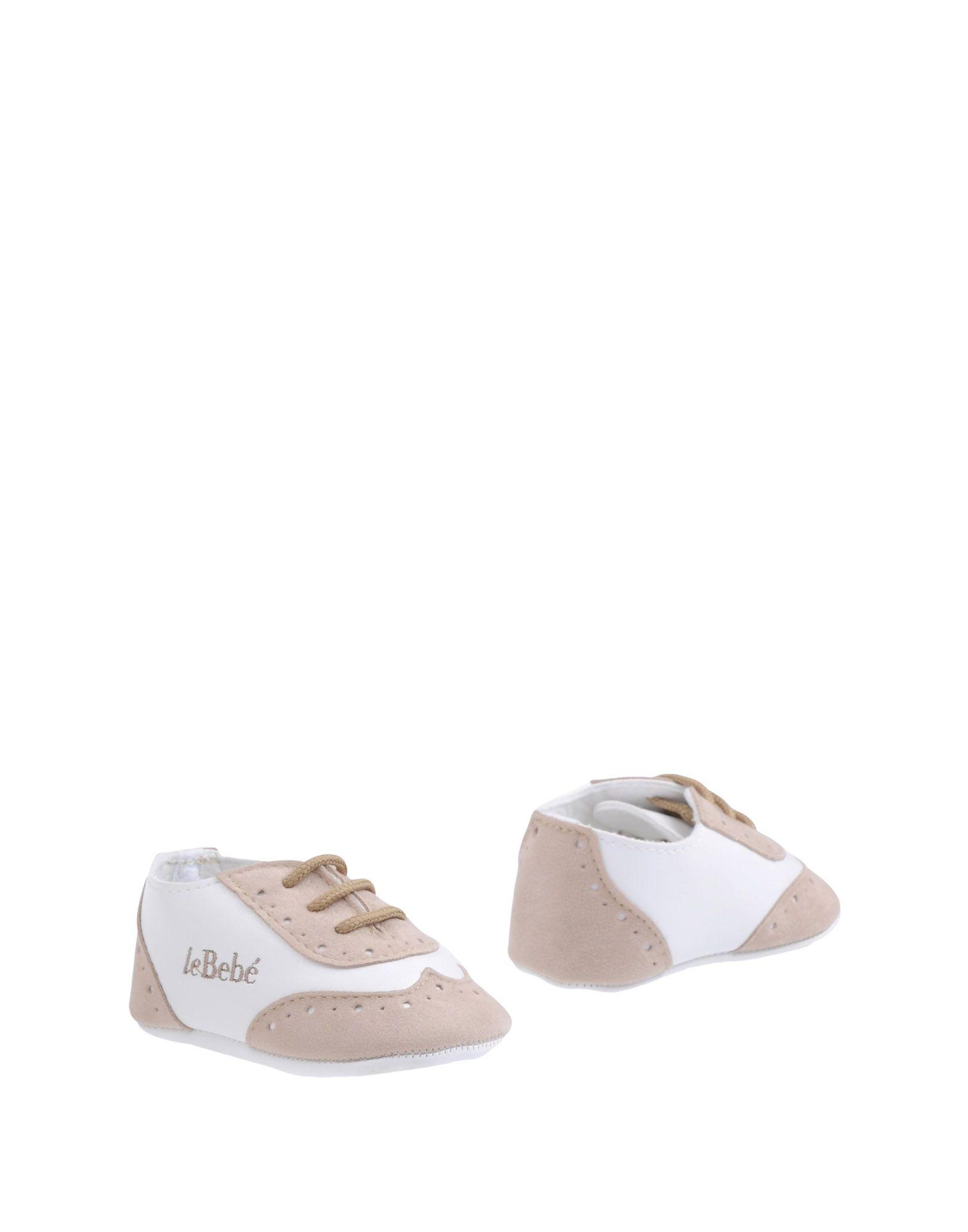 где купить LE BEBÉ Обувь для новорожденных по лучшей цене