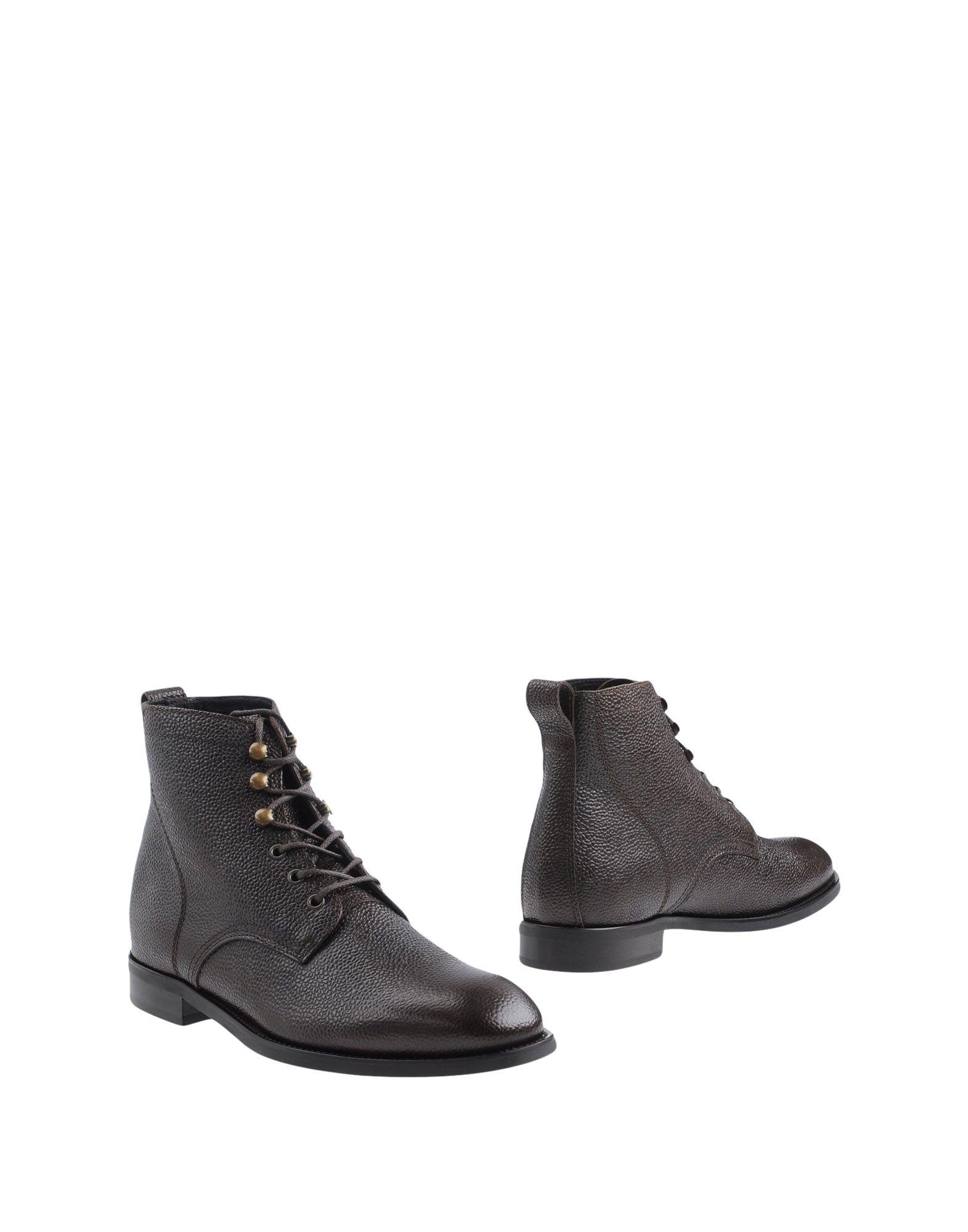 где купить  J. LINDEBERG Полусапоги и высокие ботинки  по лучшей цене