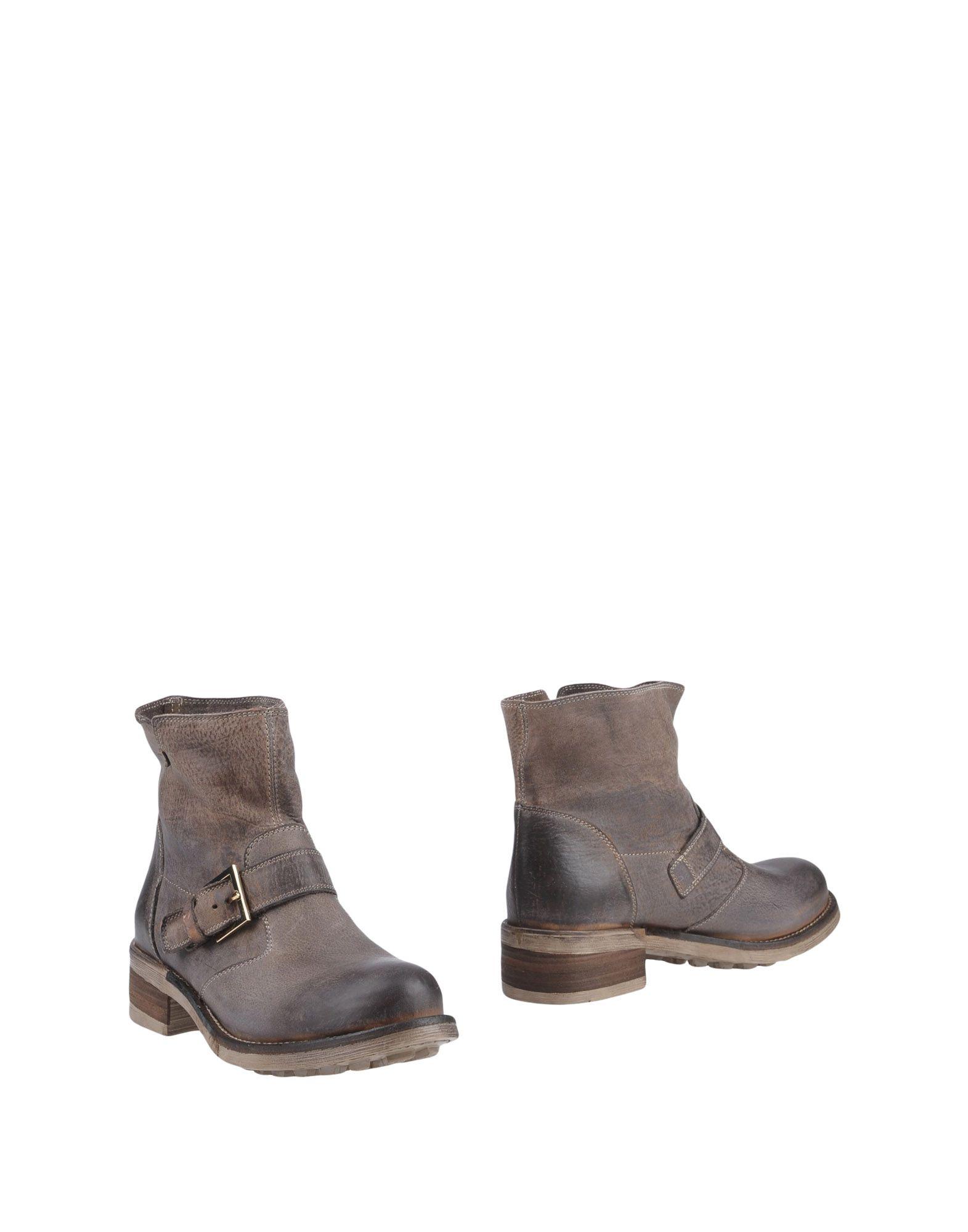 FABBRICA MORICHETTI Полусапоги и высокие ботинки цены онлайн