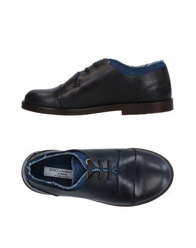 DOLCE & GABBANA Chaussures à lacets enfant