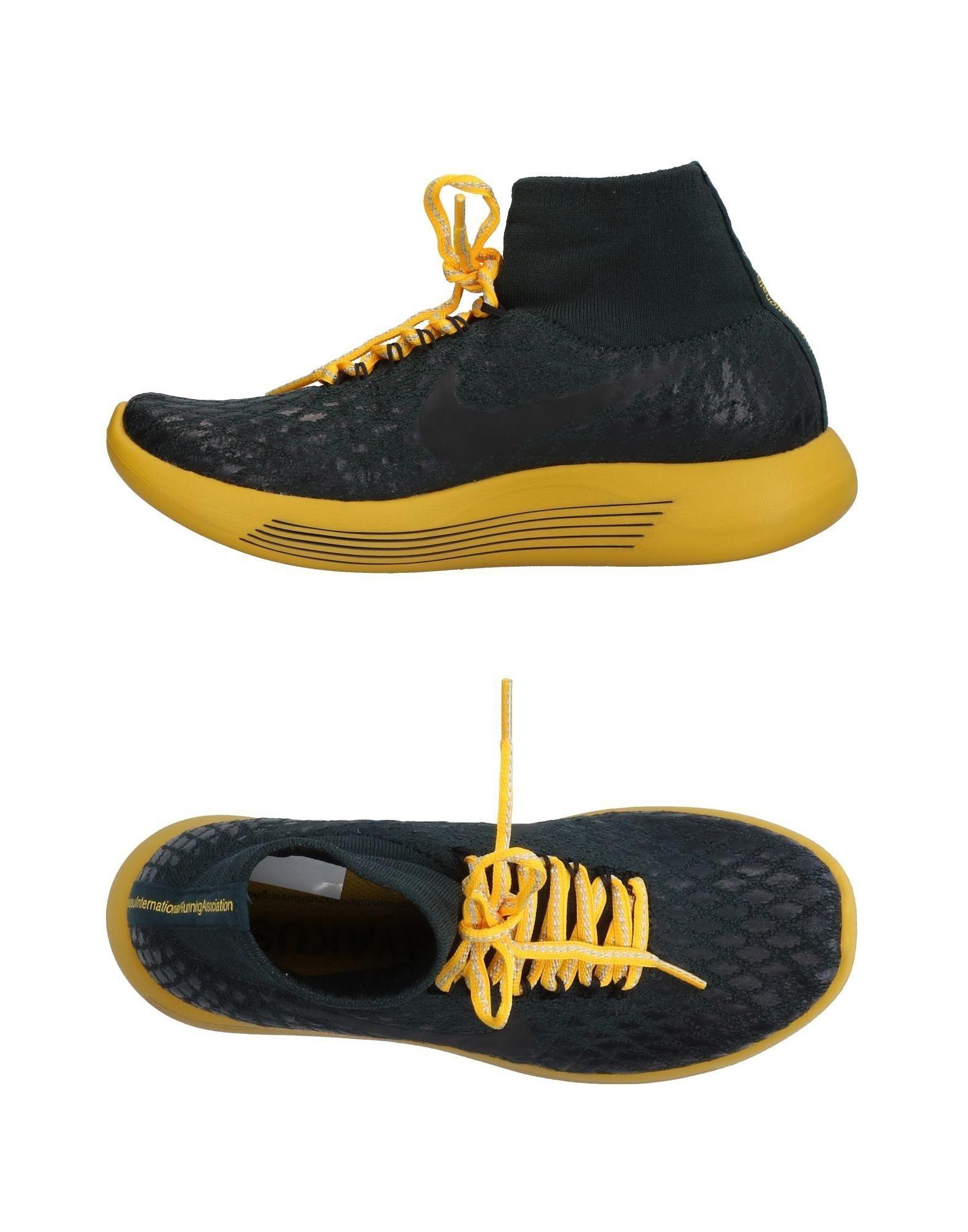 NIKE Высокие кеды и кроссовки native высокие кеды и кроссовки