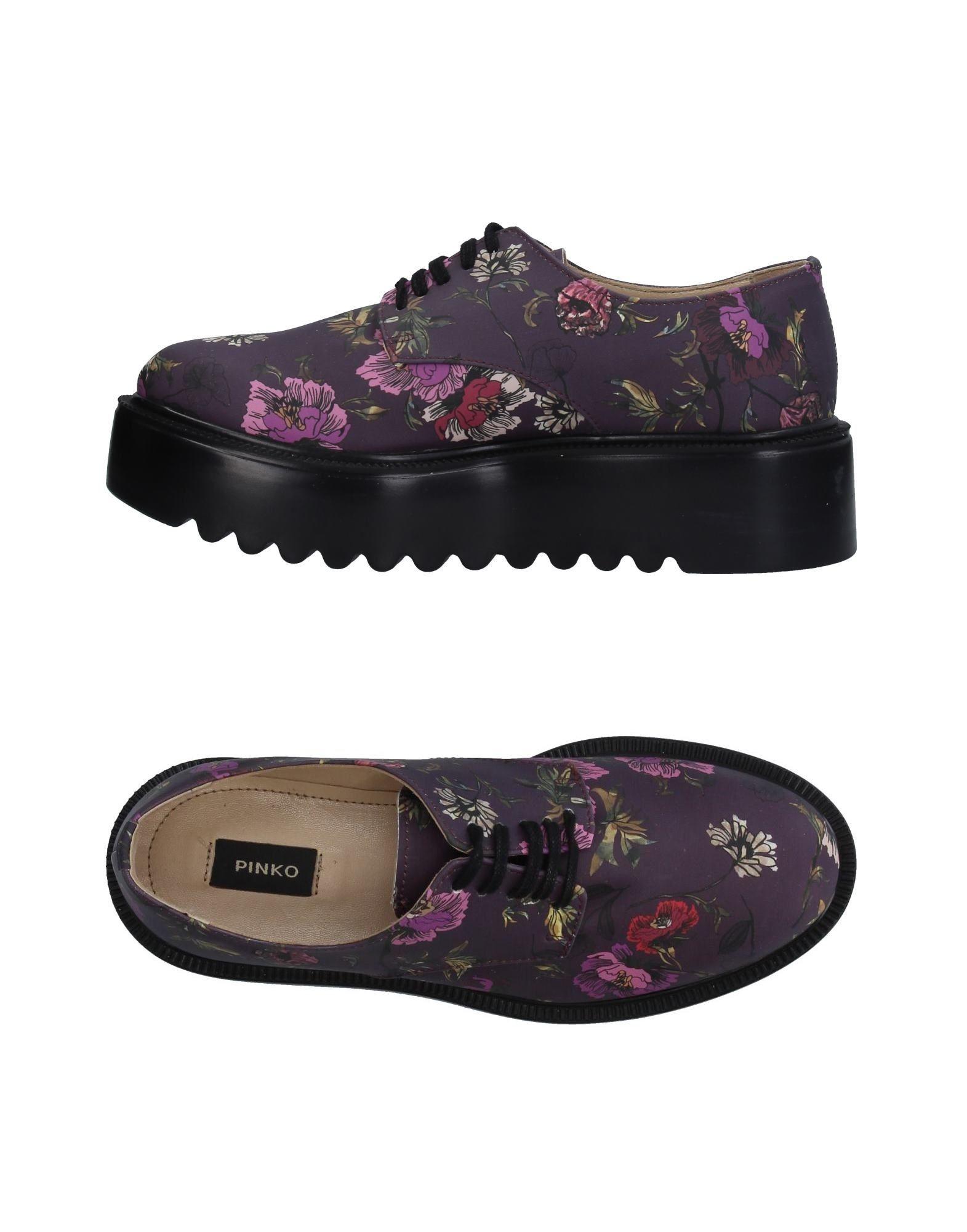 PINKO Обувь на шнурках обувь ламода