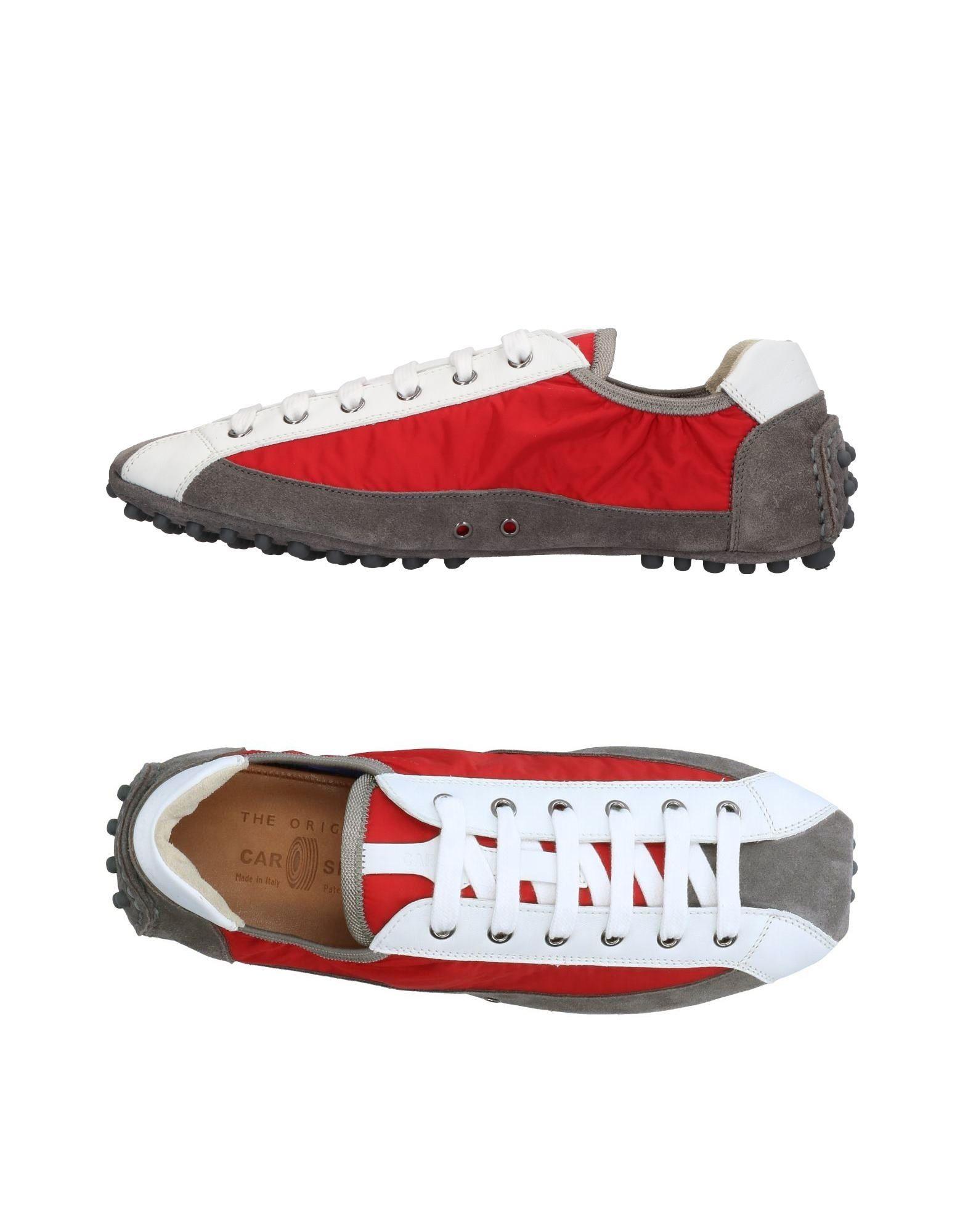 CARSHOE Низкие кеды и кроссовки цены онлайн