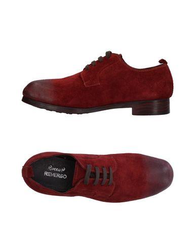 ROCCO P. Chaussures à lacets femme